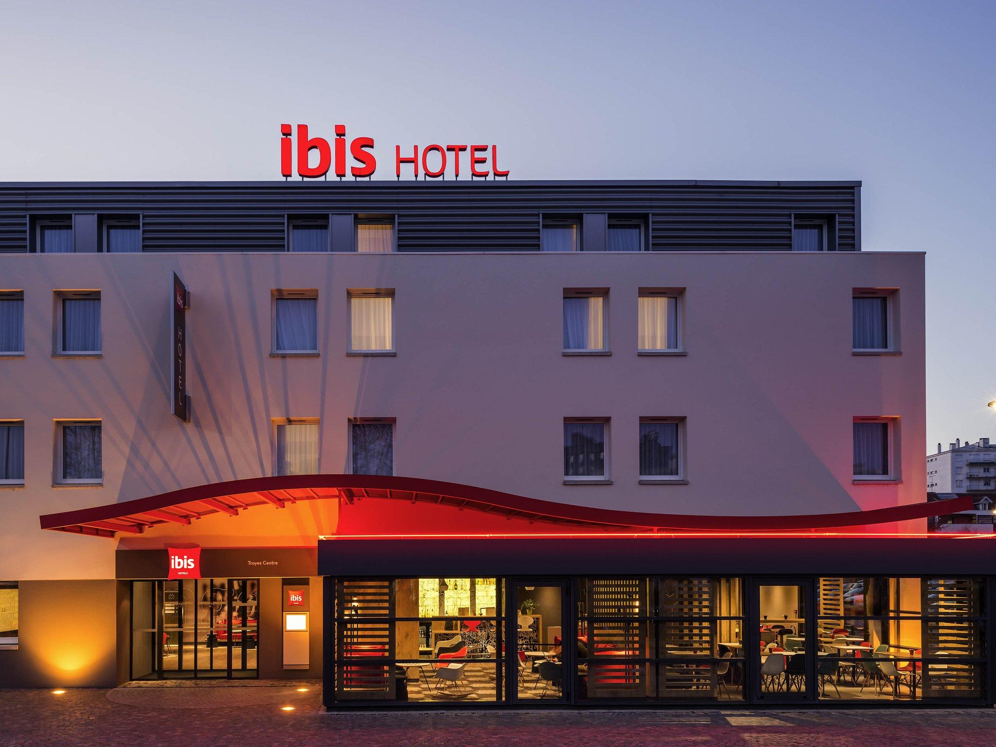 Ibis Troyes Centre