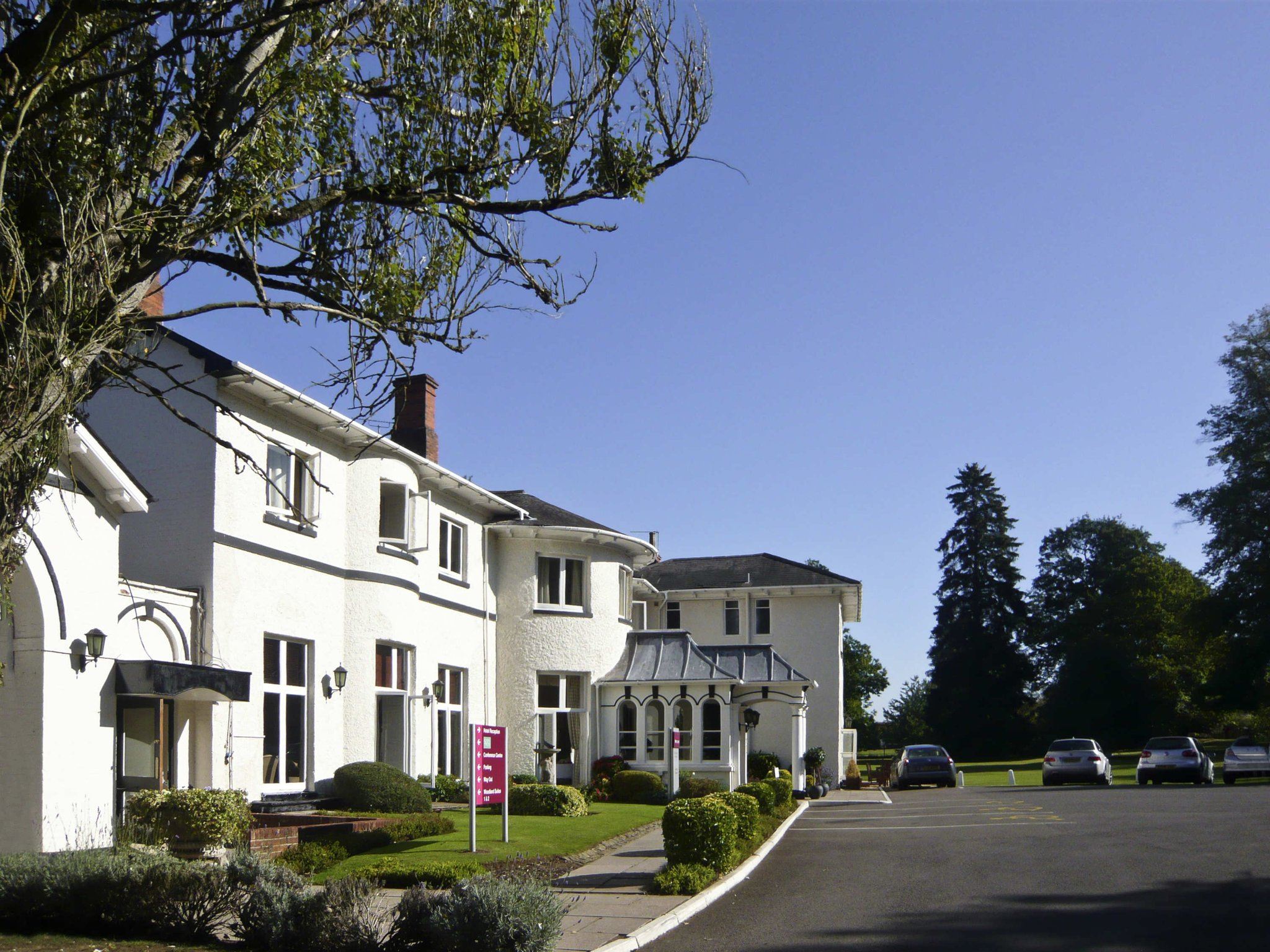 Mercure Brandon Hall Hotel & Spa