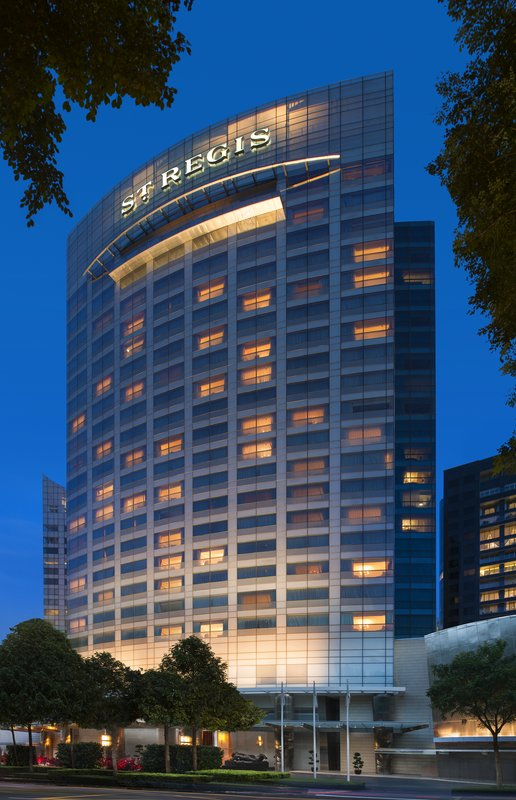 The St. Regis Hotel Singapore