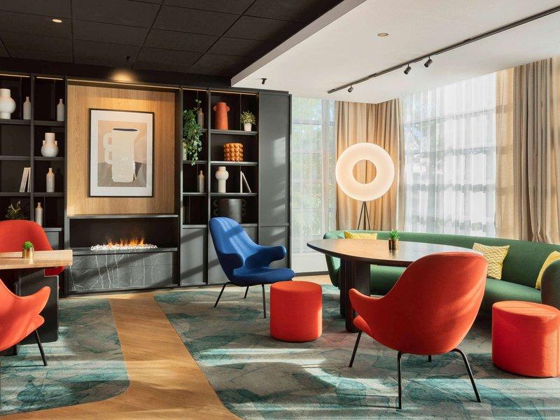 Novotel Suites Paris Cdg Airp.