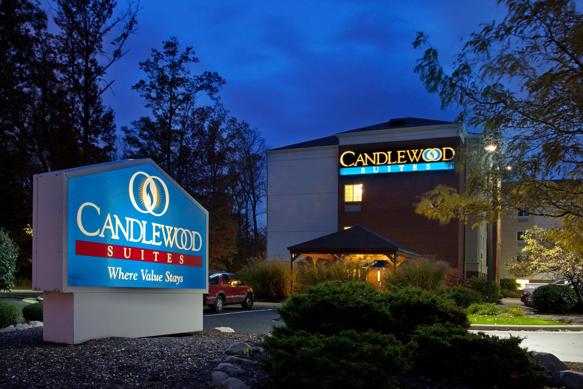 Candlewood Suites Cleveland