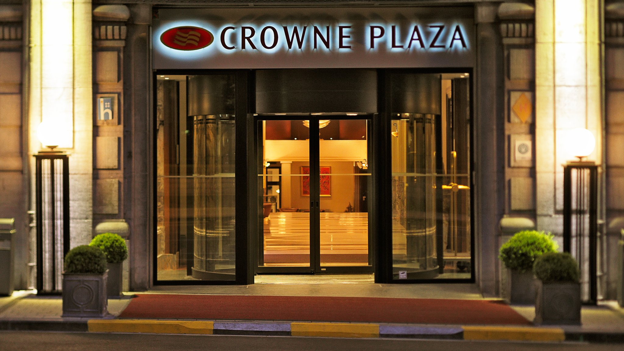 Crowne Plaza Brussels - LePalace