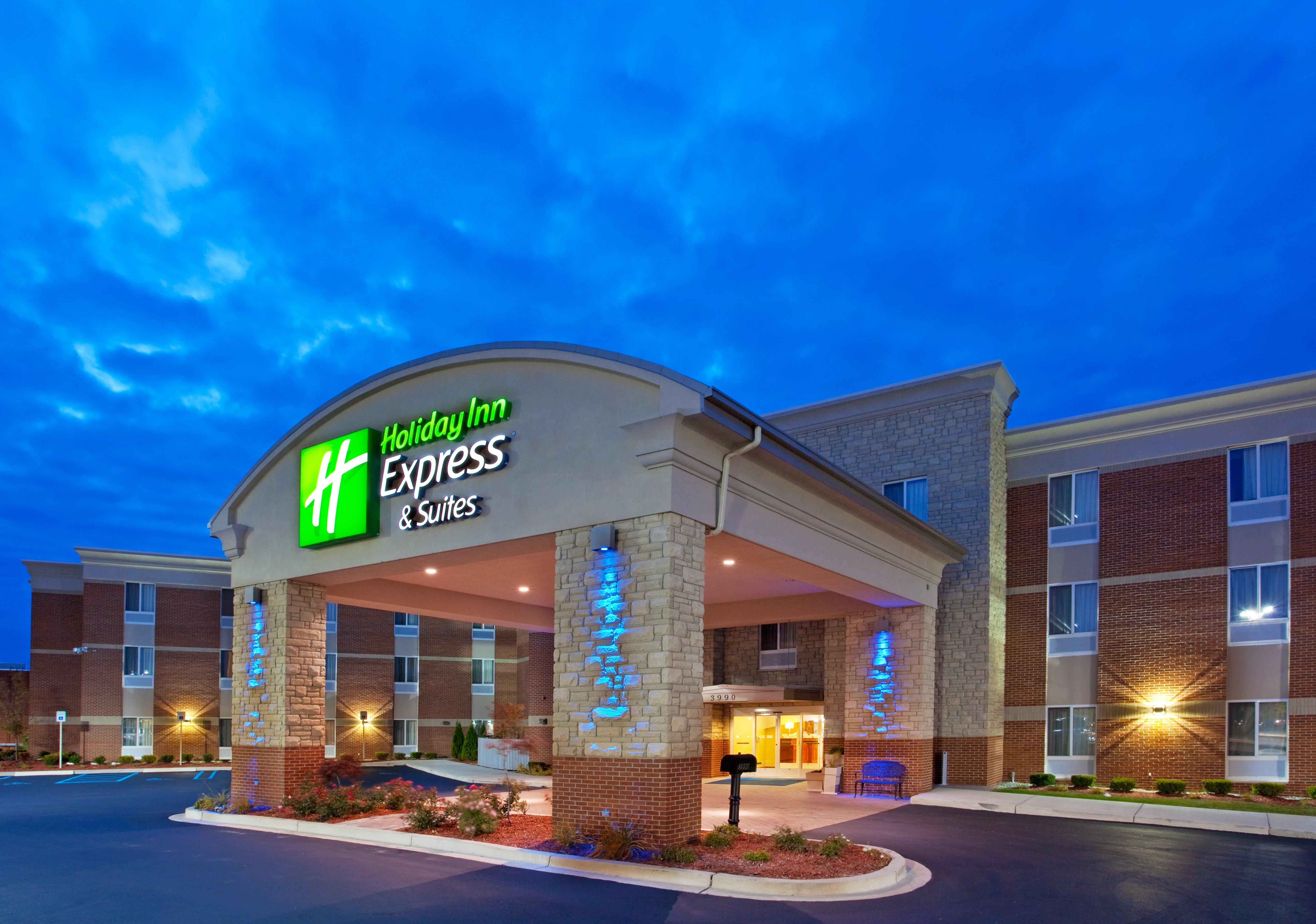 Holiday Inn Express/Suites Auburn Hills