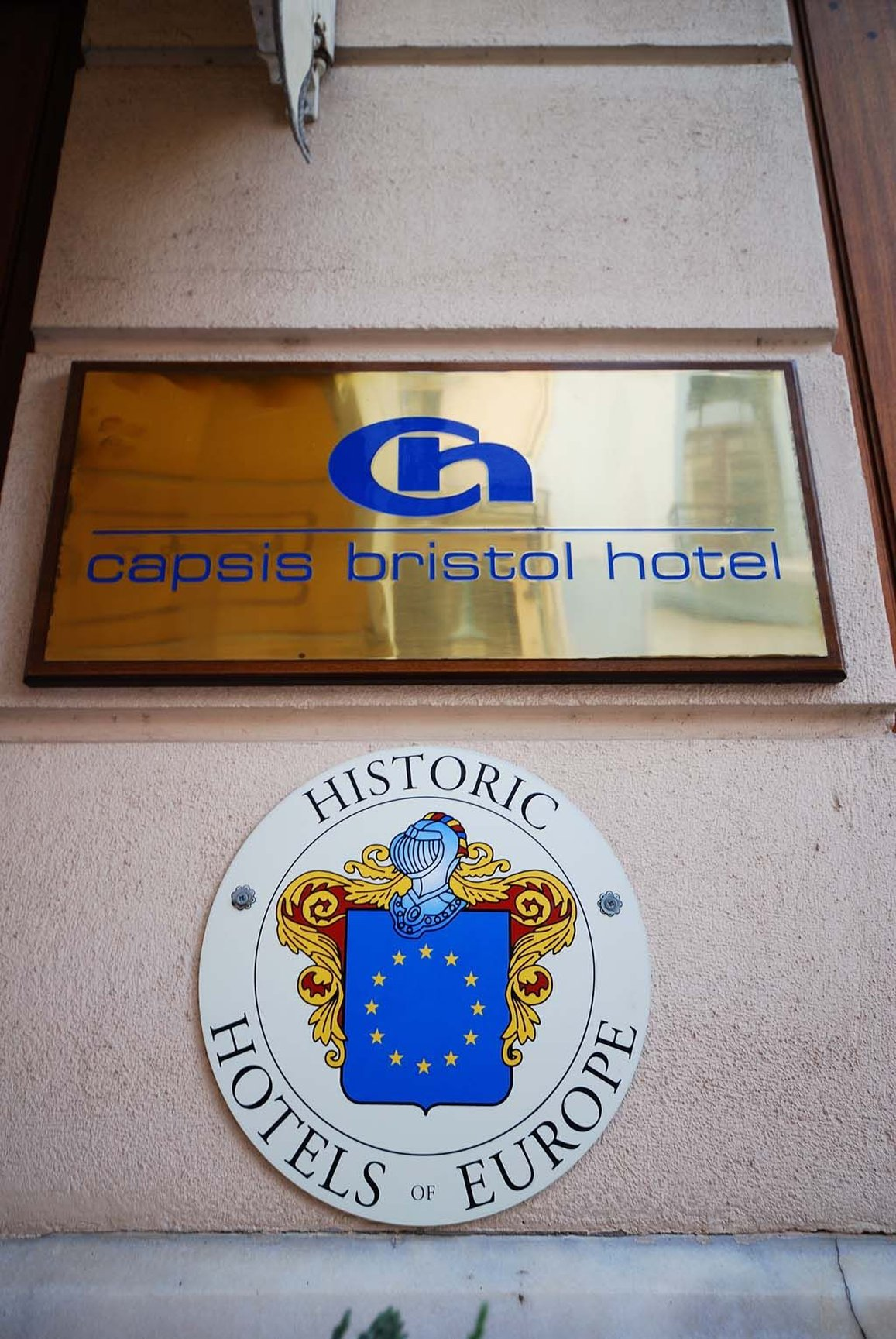 Capsis Bristol Hotel