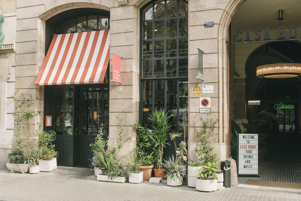 Casa Bonay Barcelona Spain Hotels Gds Reservation Codes
