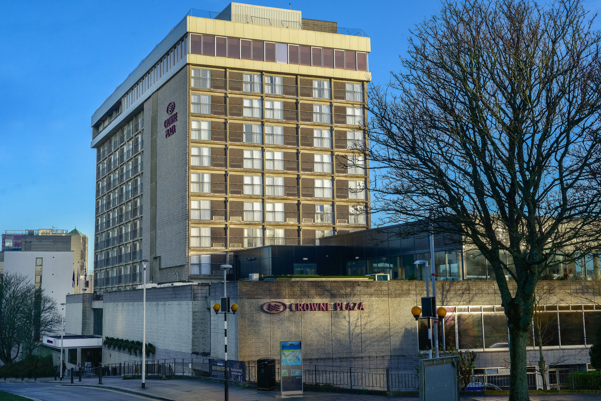 Crowne Plaza Plymouth