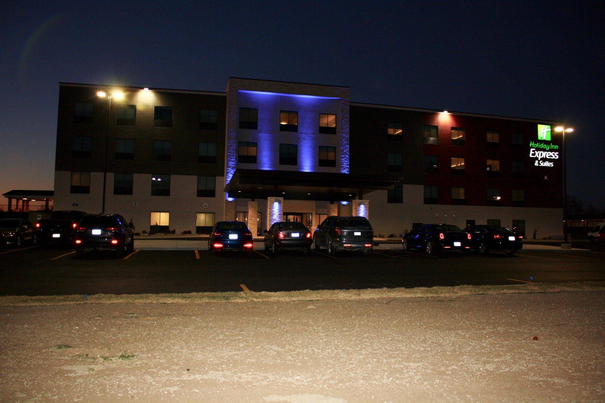 Holiday Inn Express Stes University Area