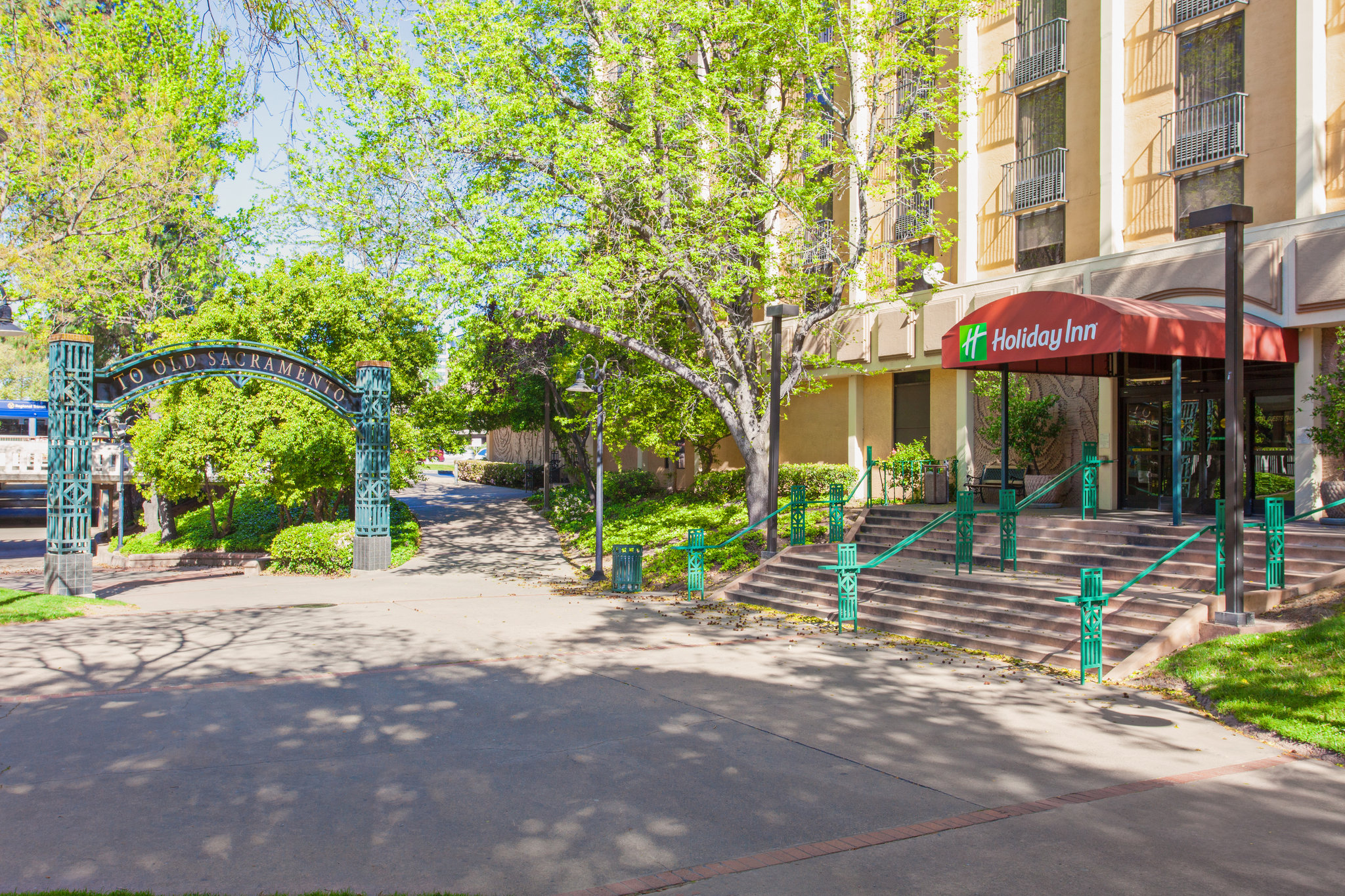 Holiday Inn Sacramento-Capitol Plaza