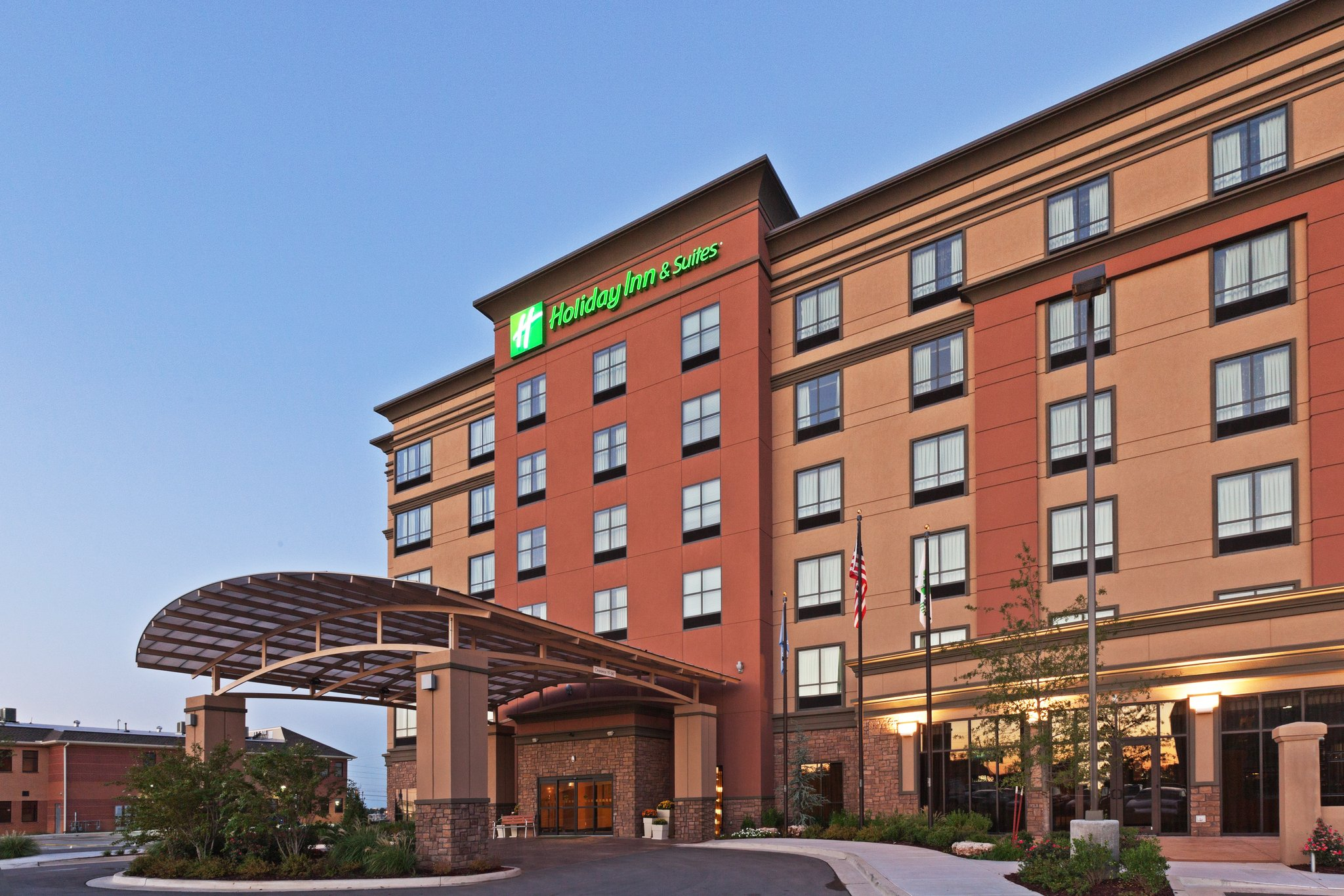 Holiday Inn & Suites Tulsa South