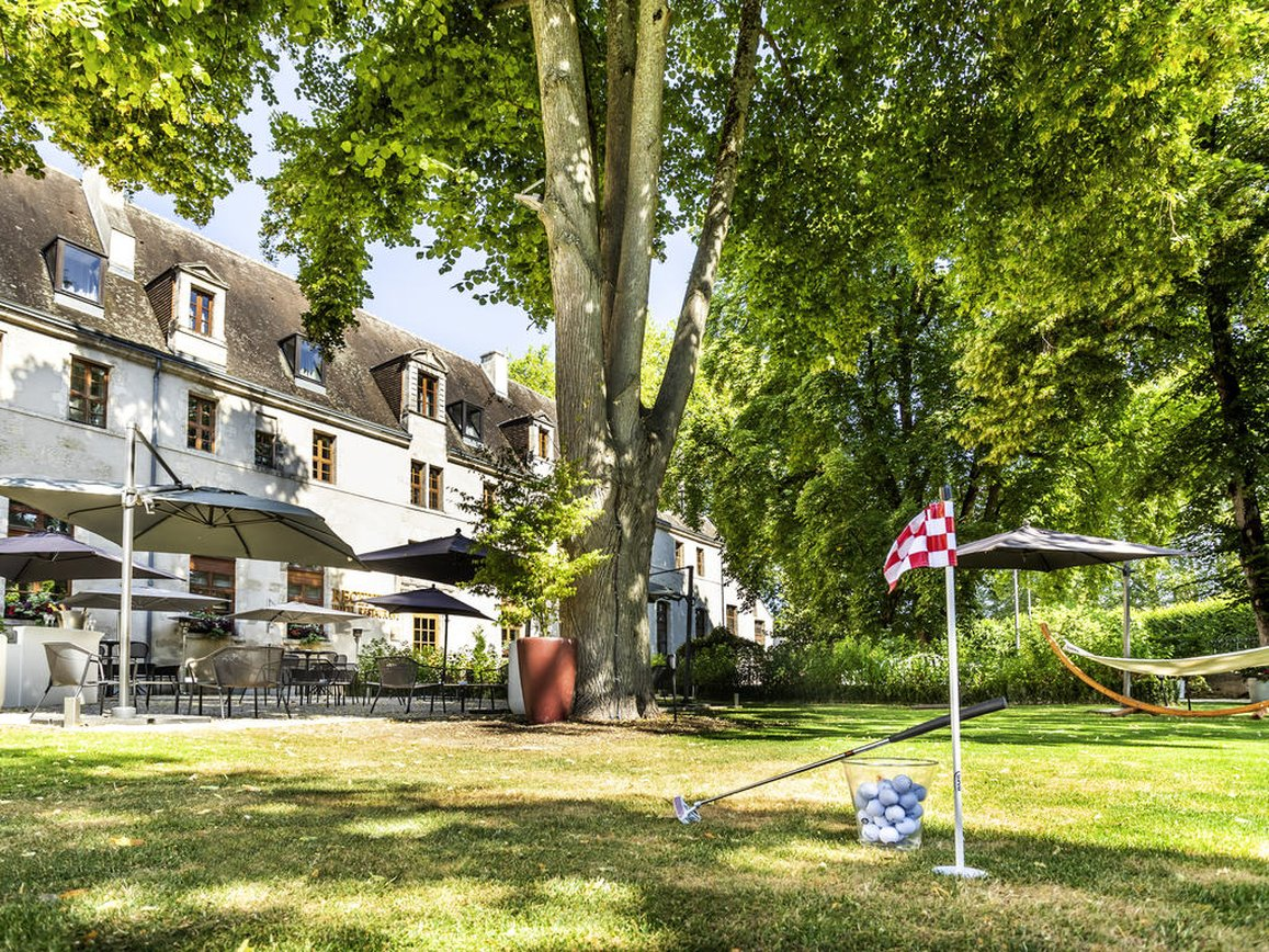 Hotel de Bourbon Grand Mercure