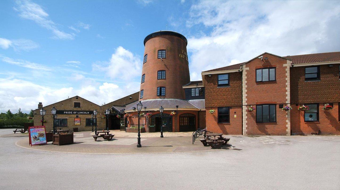 Windmill Farm Hotel (Lincoln)