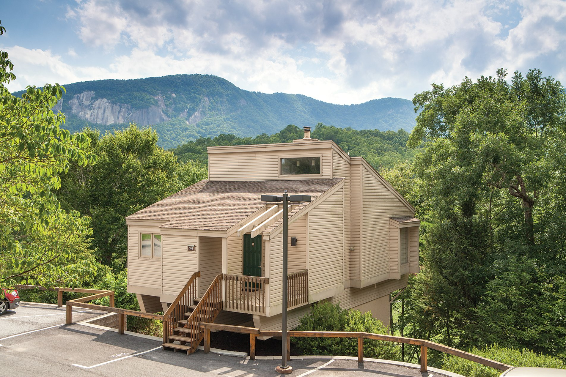 wyndham resort at fairfield mountains- first class lake lure, nc