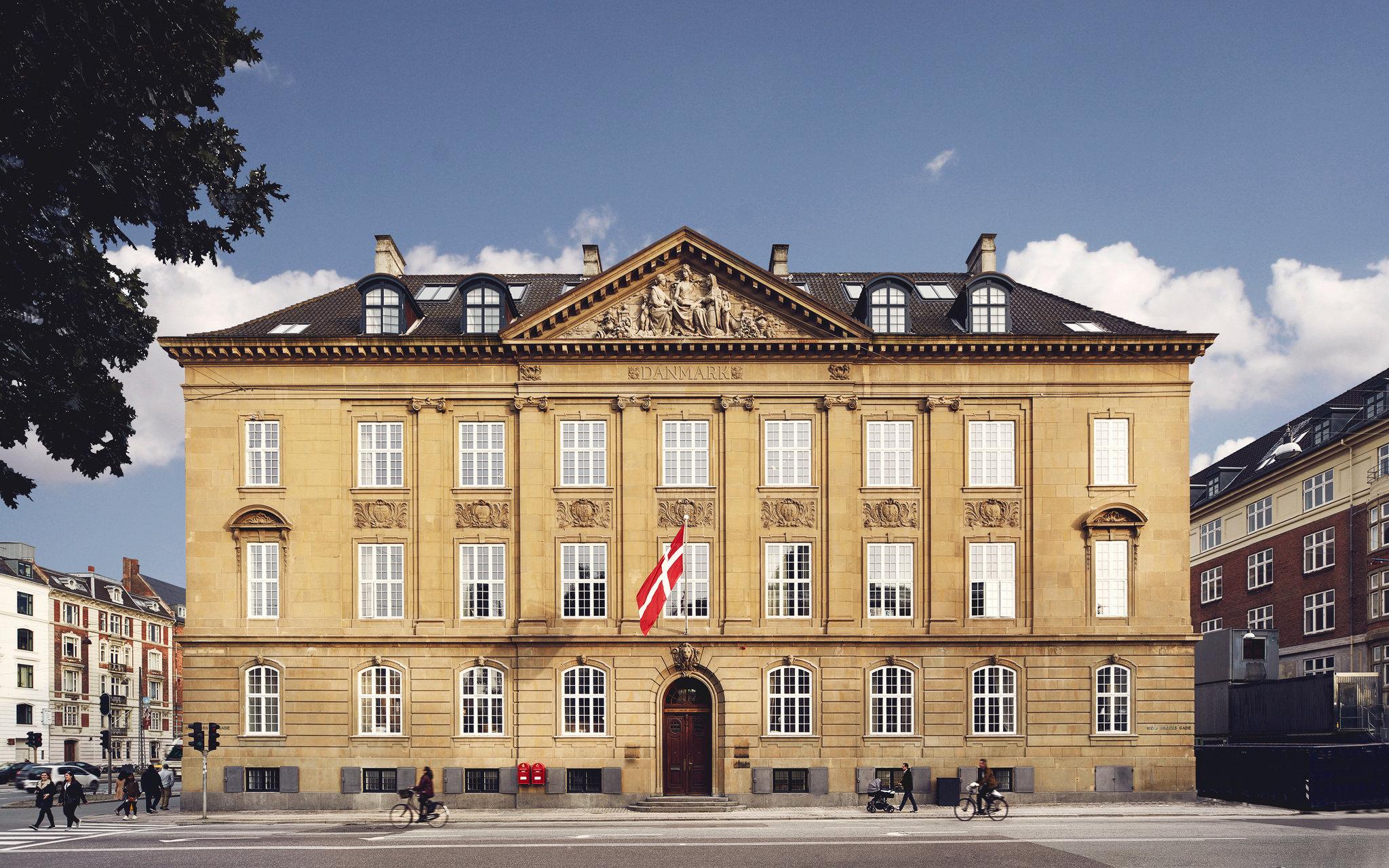 Nobis Hotel Copenhagen, a Design Hotel