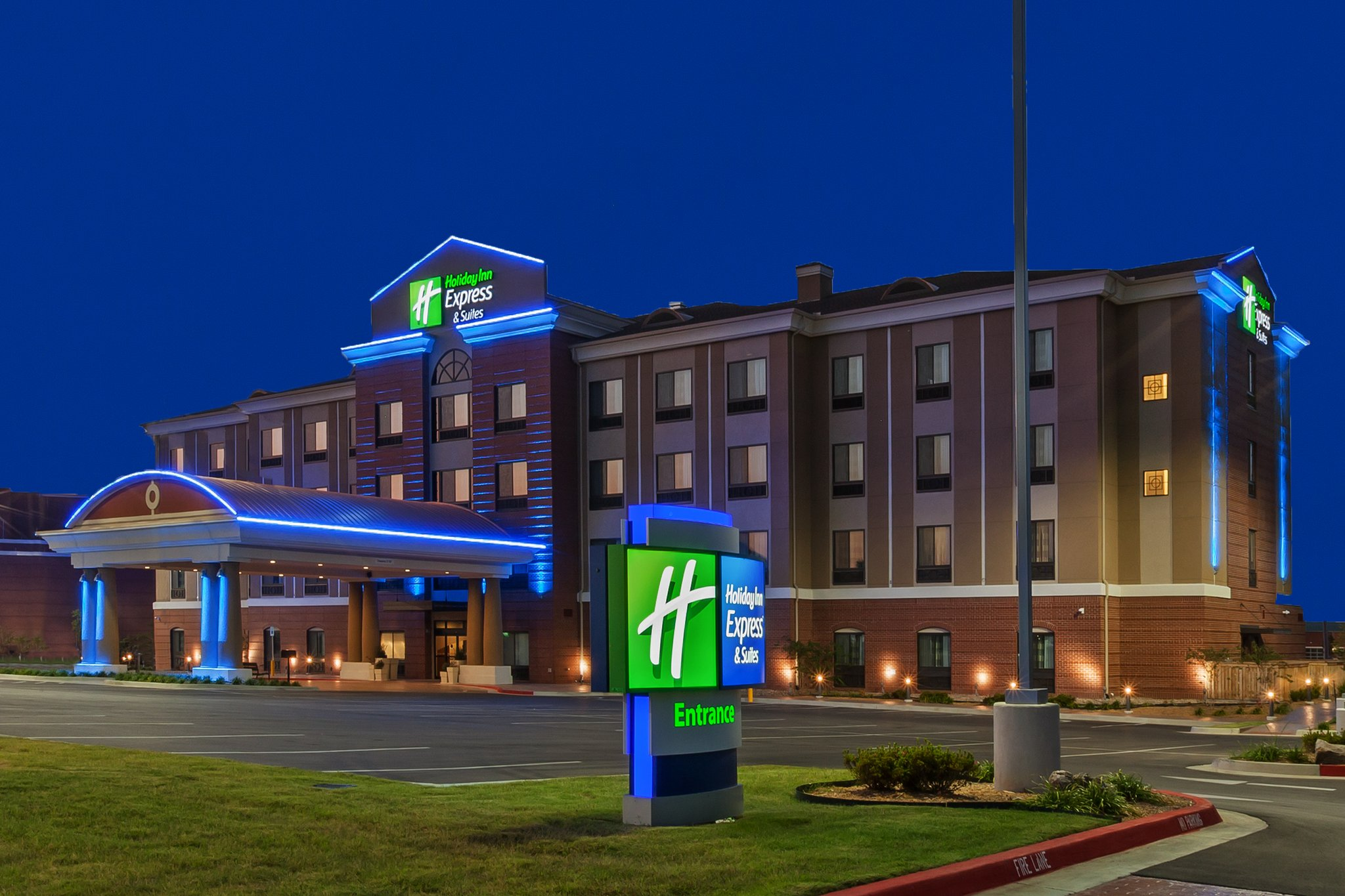 Holiday Inn Express & Stes Tulsa South