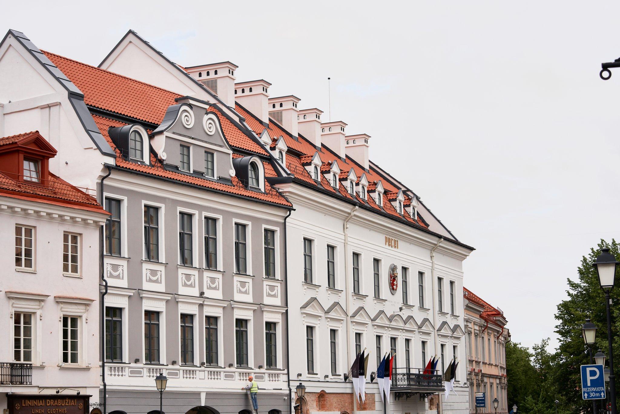 Hotel Pacai, a Design Hotel