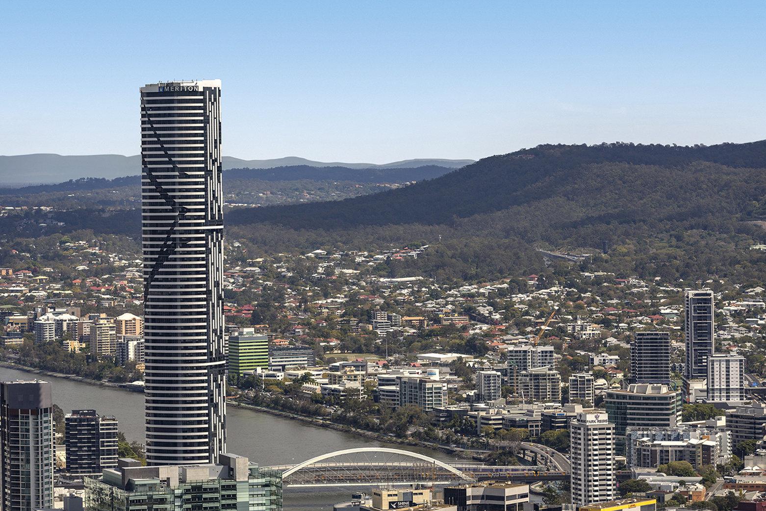 Meriton Herschel Street Brisbane