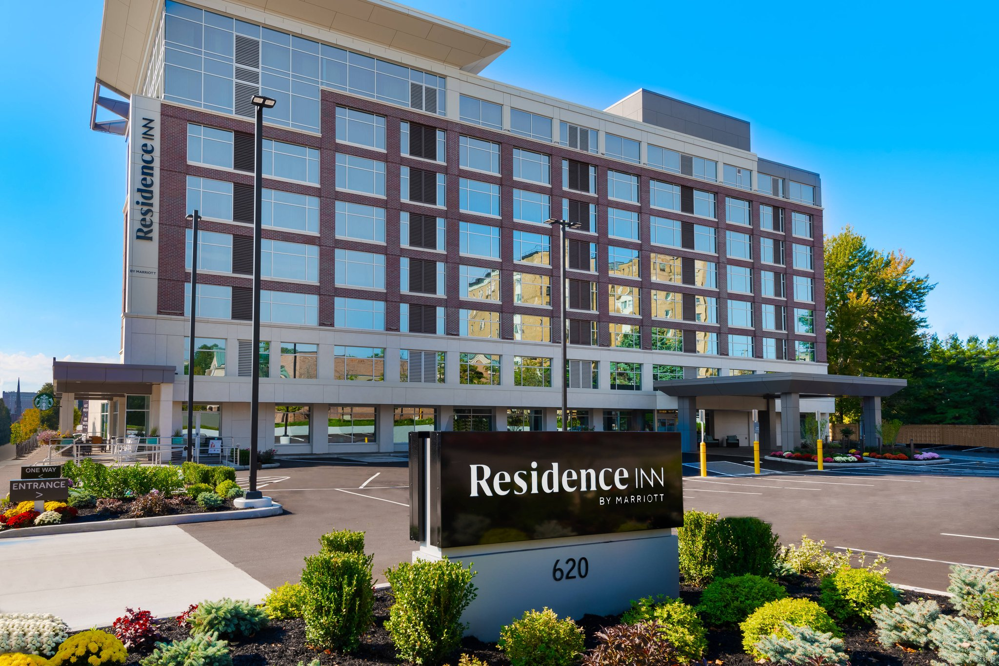 Residence Inn Buffalo-Downtown