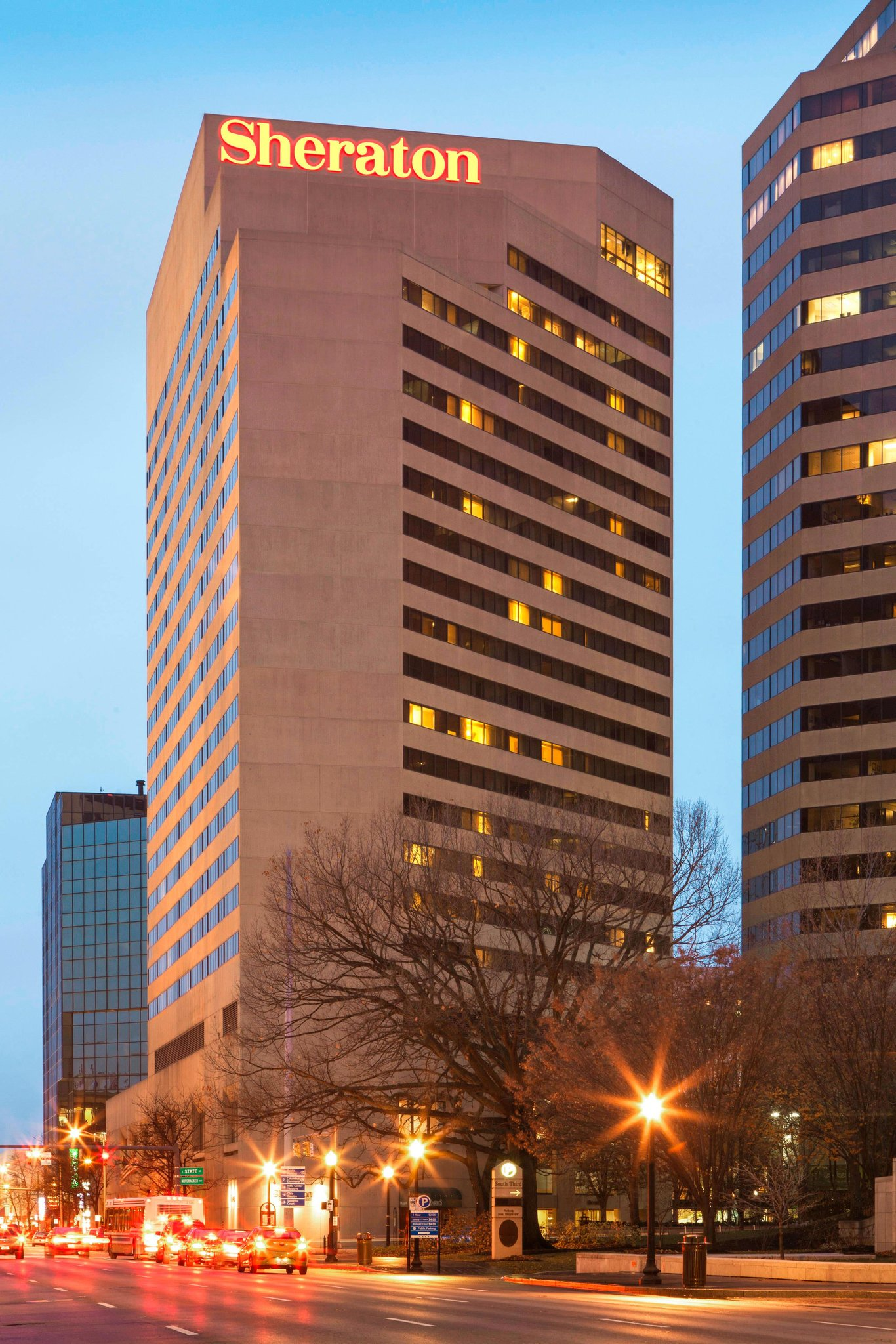 Sheraton Columbus Hotel - Capitol Square