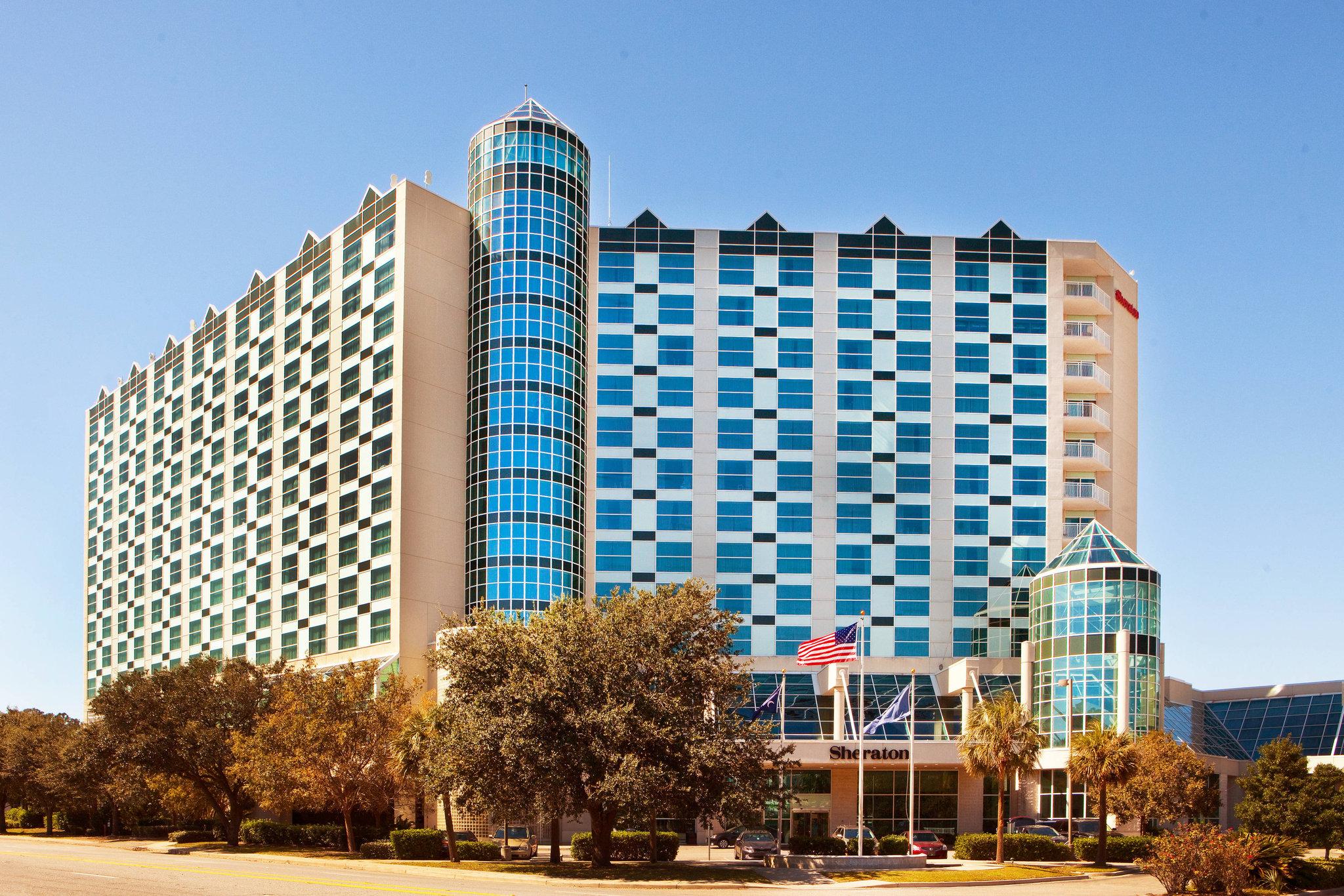 Sheraton Myrtle Beach Conv Ctr Hotel