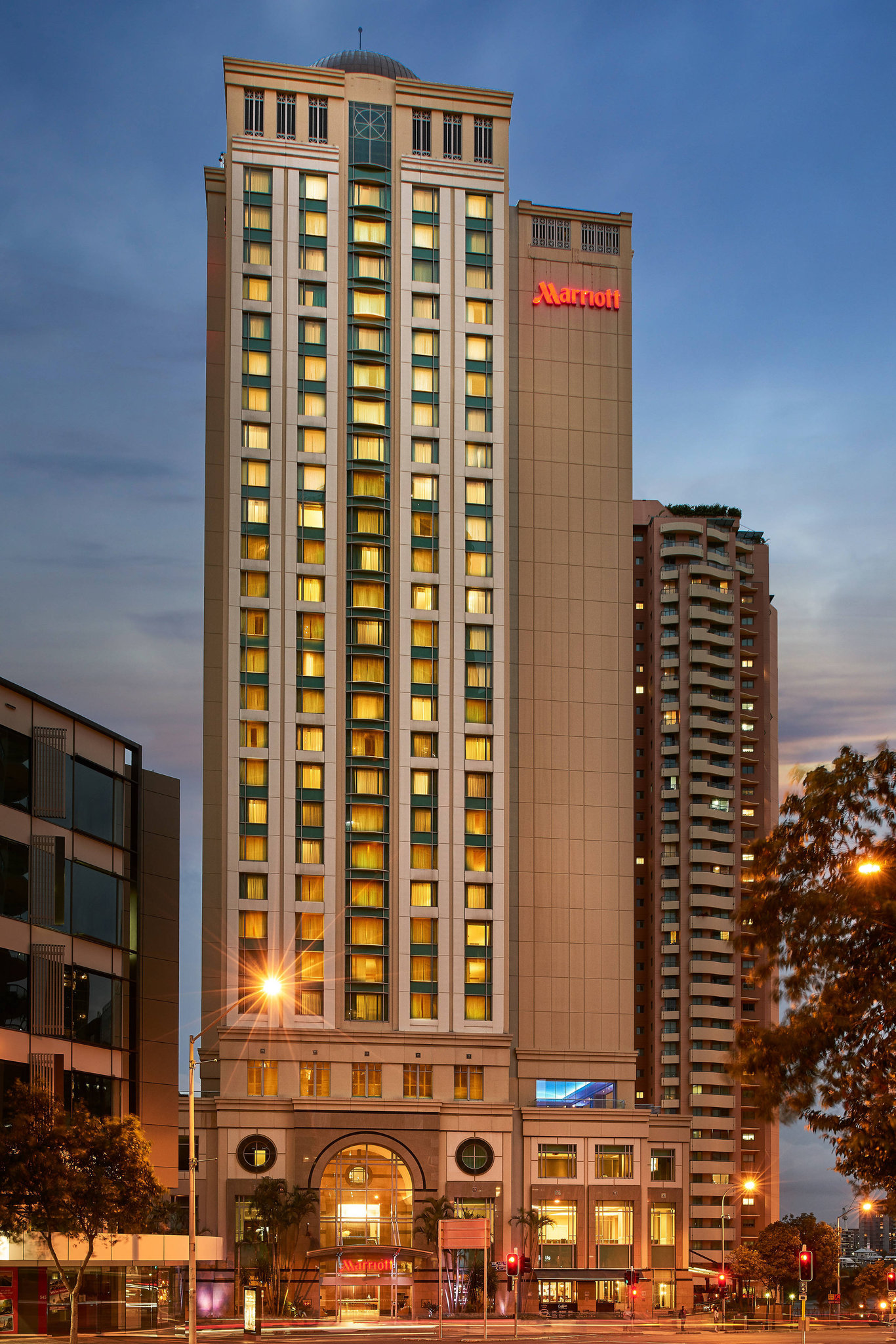 Marriott Brisbane Hotel