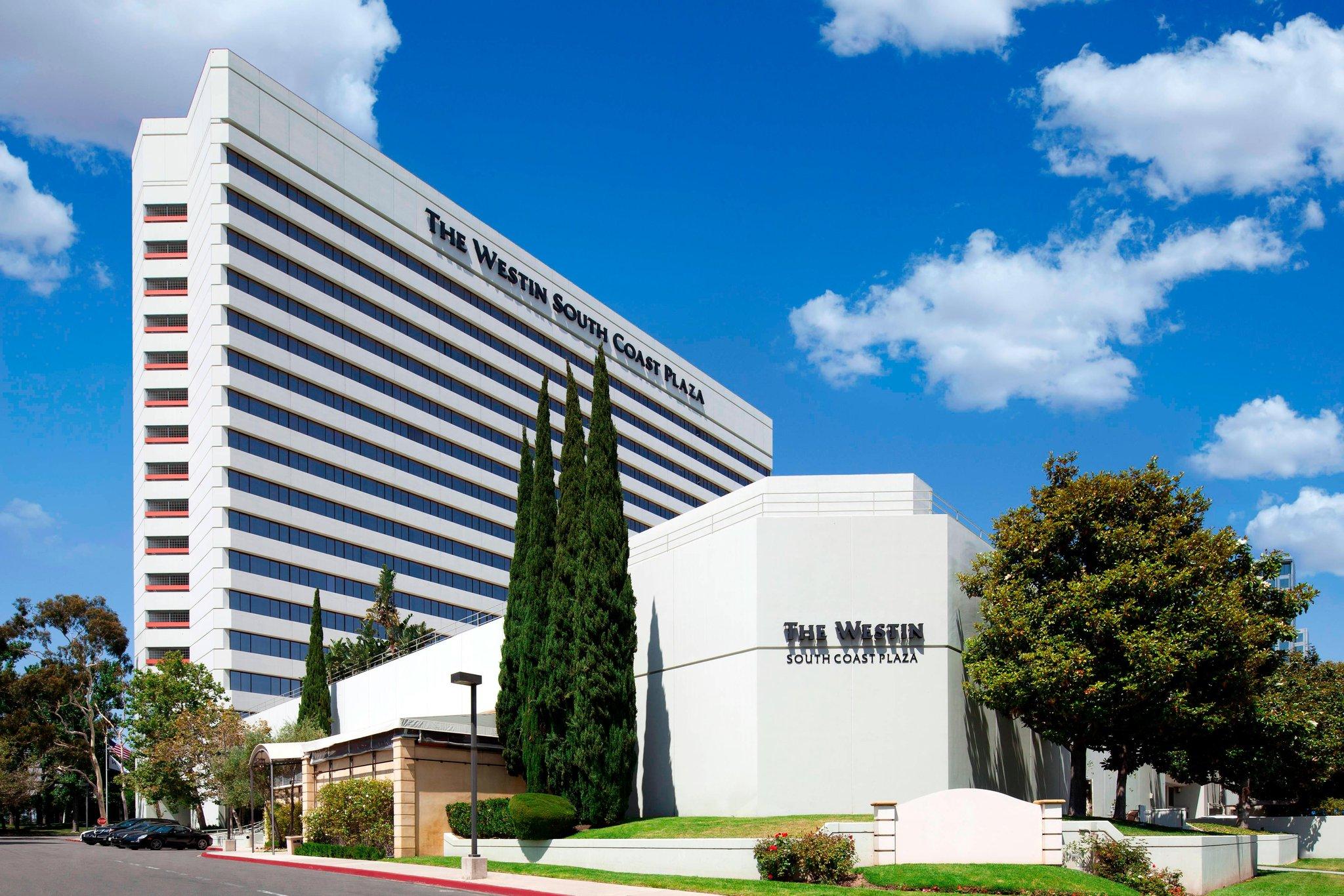 The Westin South Coast Plaza, Costa Mesa
