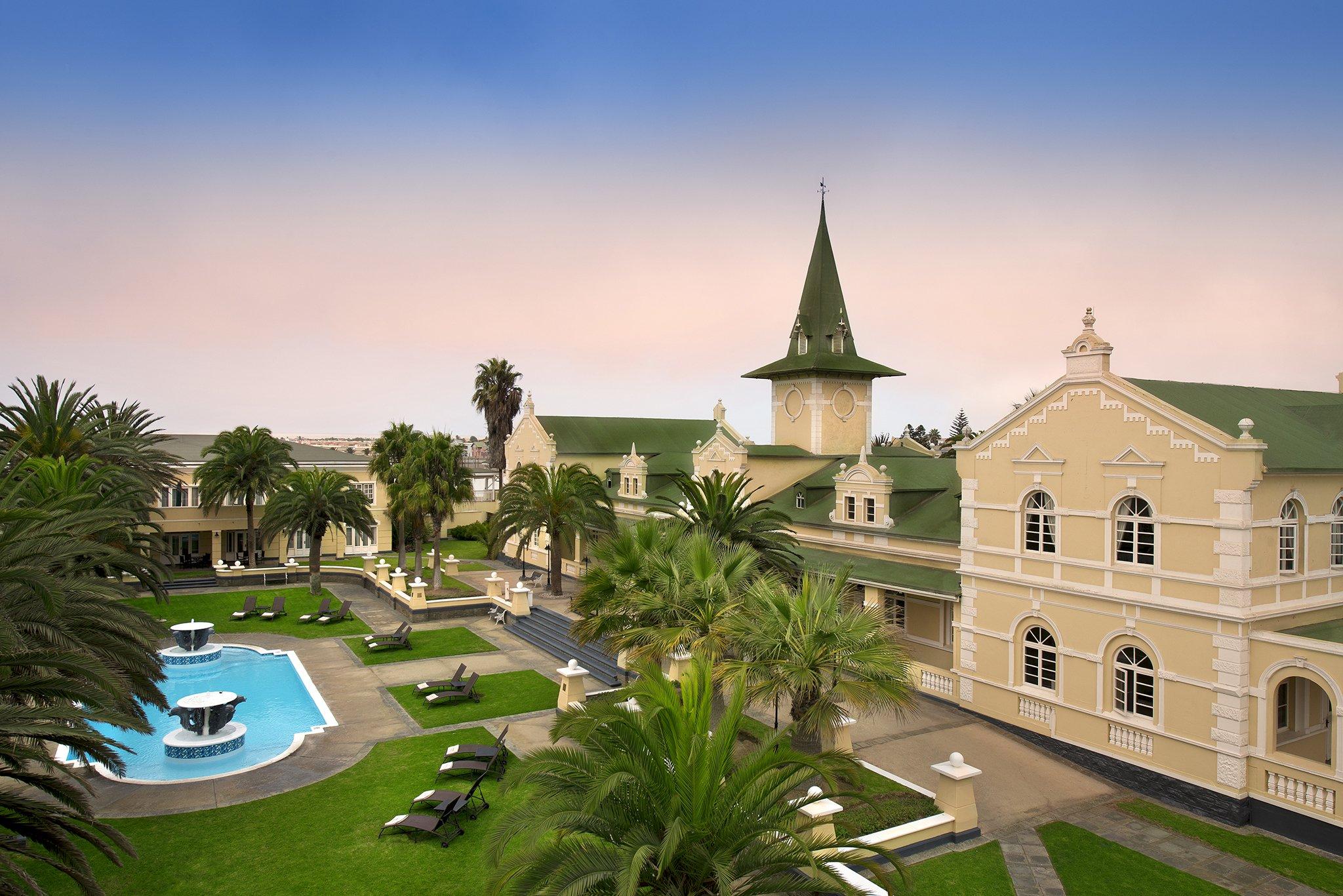 Swakopmund Hotel & Entertainment Ctr