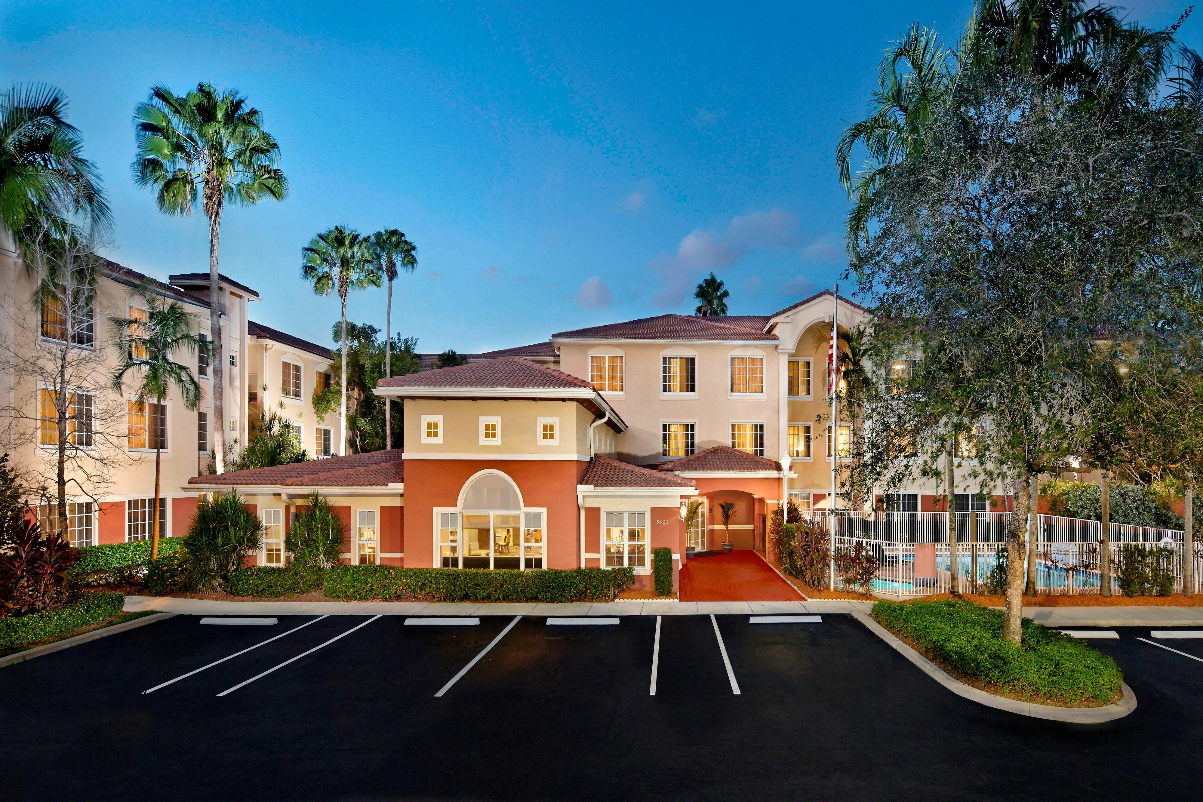 Residence Inn Fort Lauderdale Weston- First Class Weston, FL ...