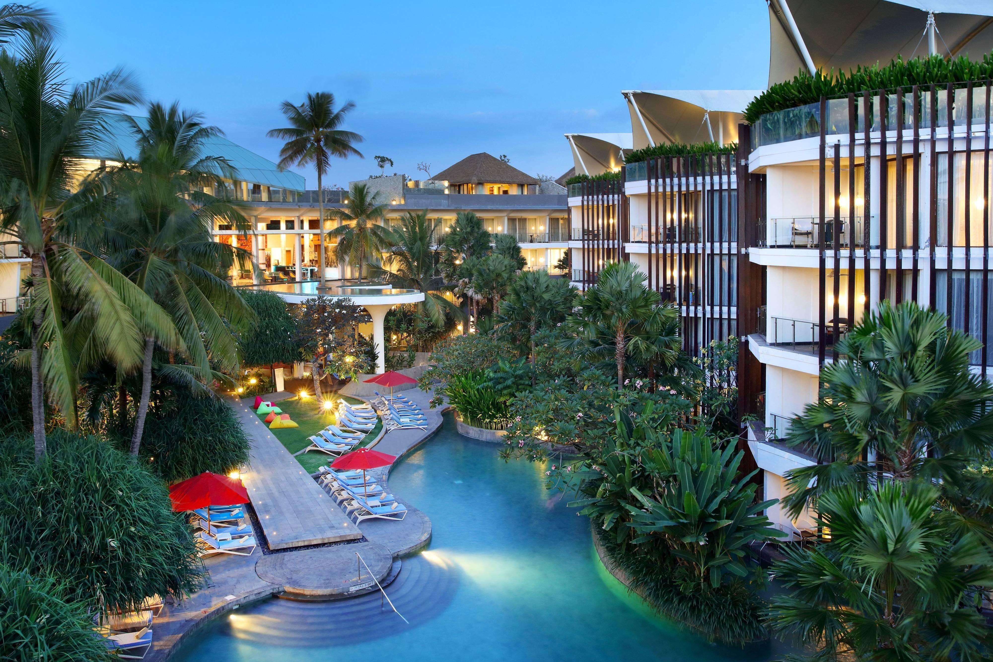 Le Meridien Bali Jimbaran Deluxe Jimbaran Indonesia Hotels Gds Reservation Codes Travel Weekly