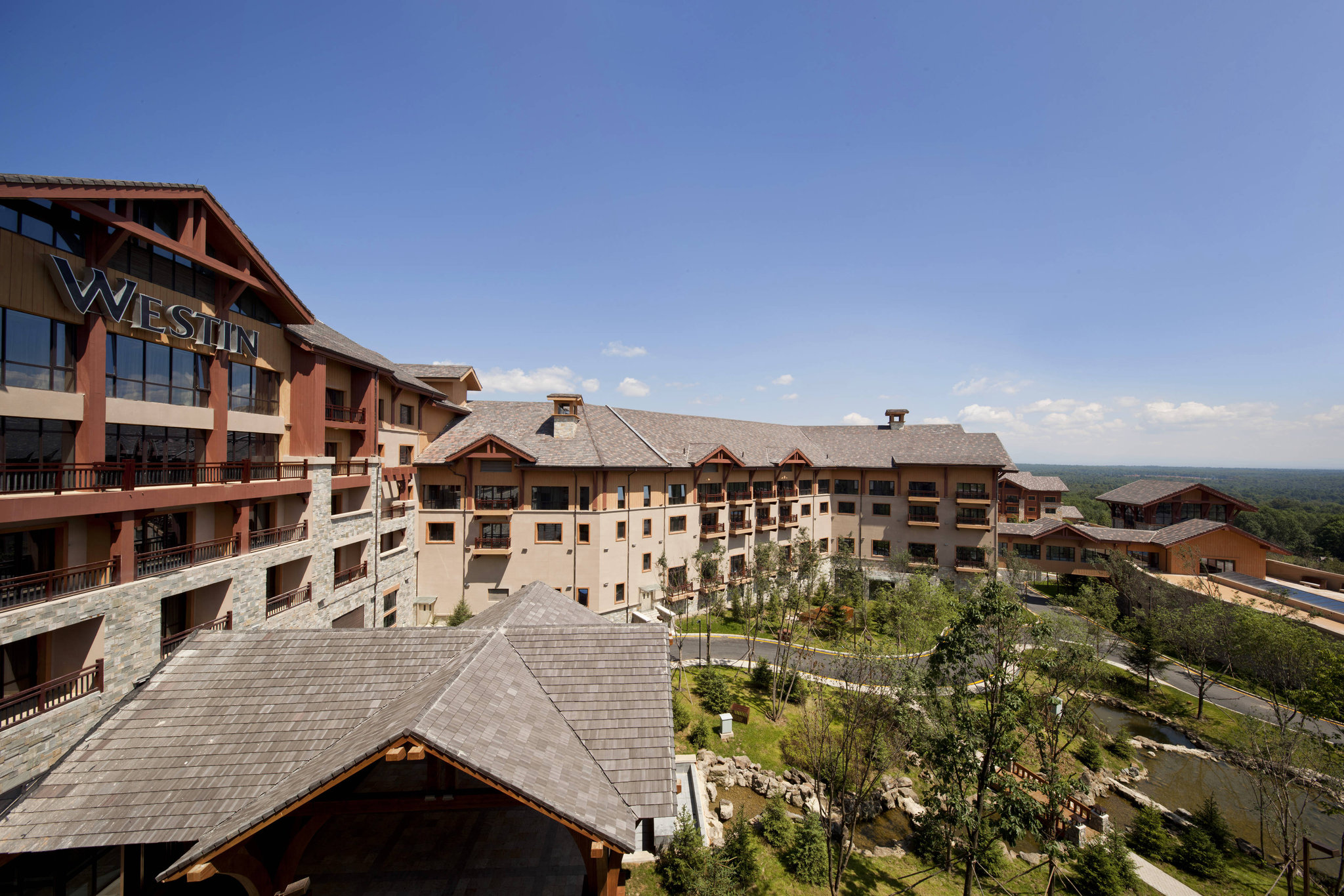 The Westin Changbaishan Resort
