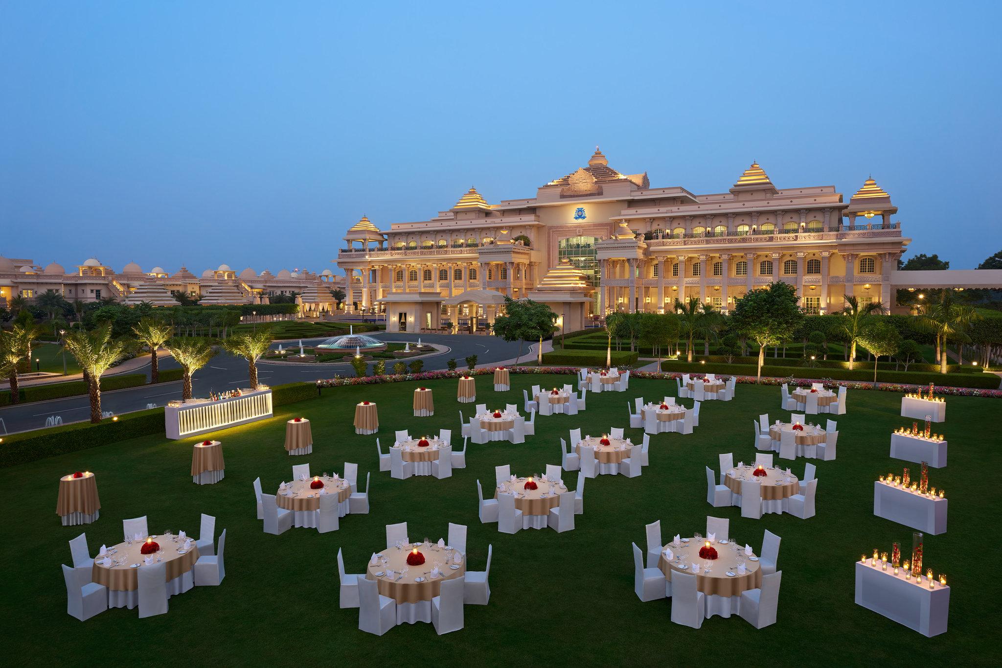 ITC Grand Bharat, Luxury Collection