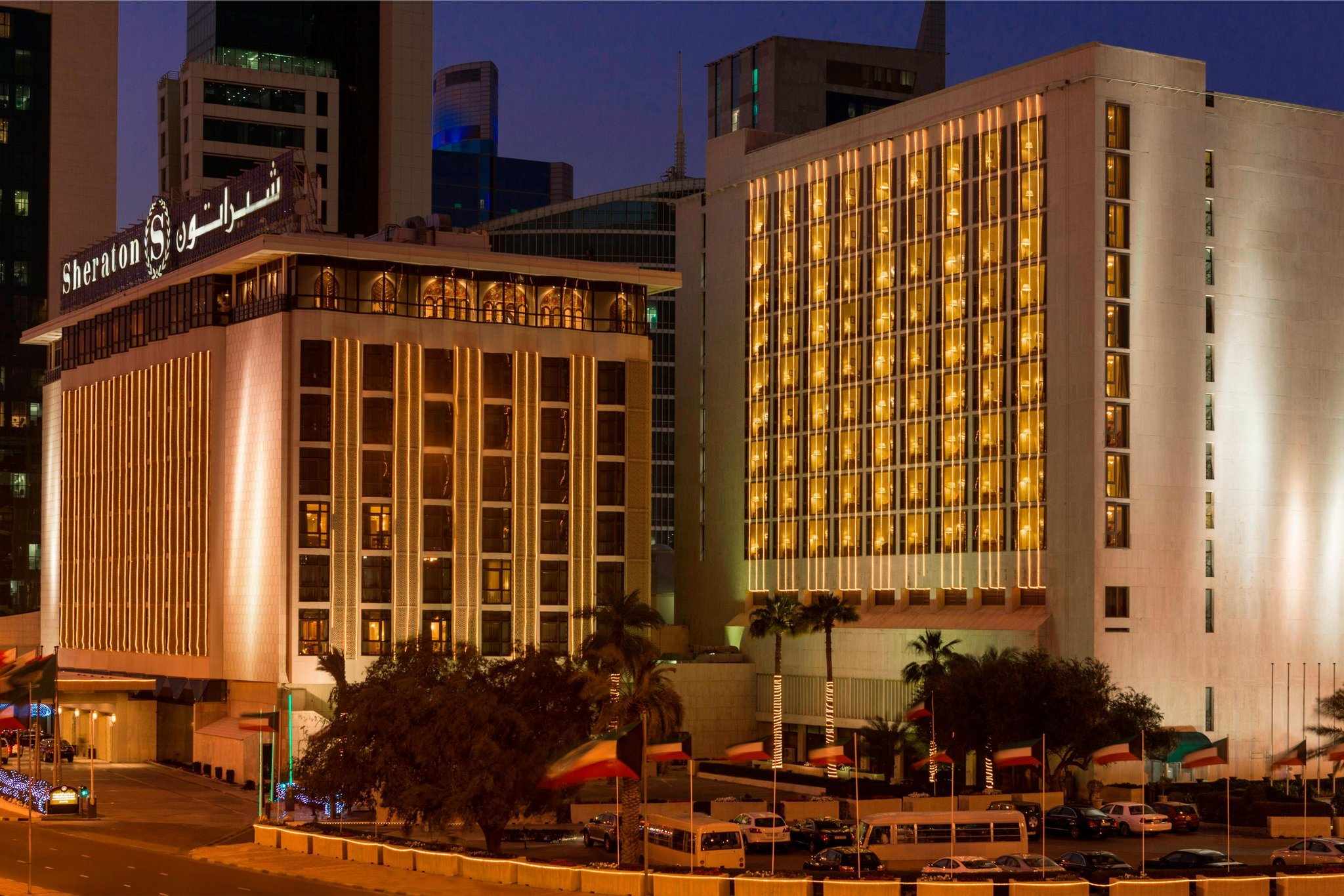 Sheraton Kuwait, Luxury Collection Hotel