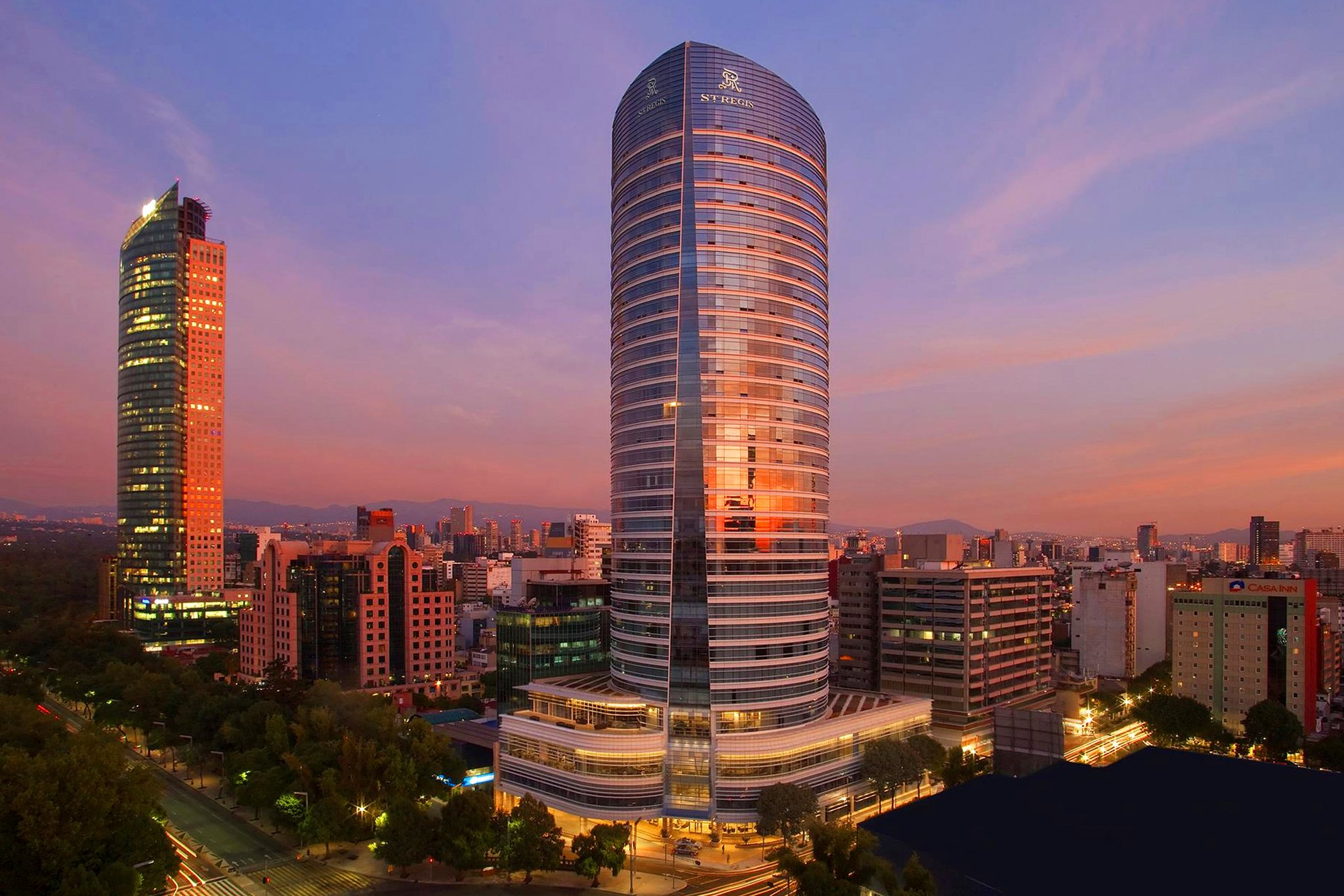 The St. Regis Mexico City