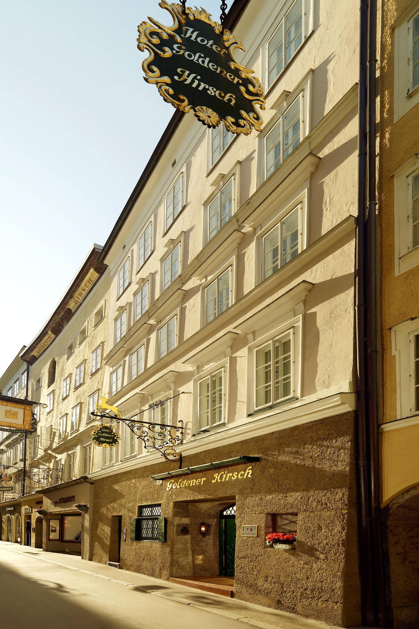Hotel Goldener Hirsch, Luxury Collection