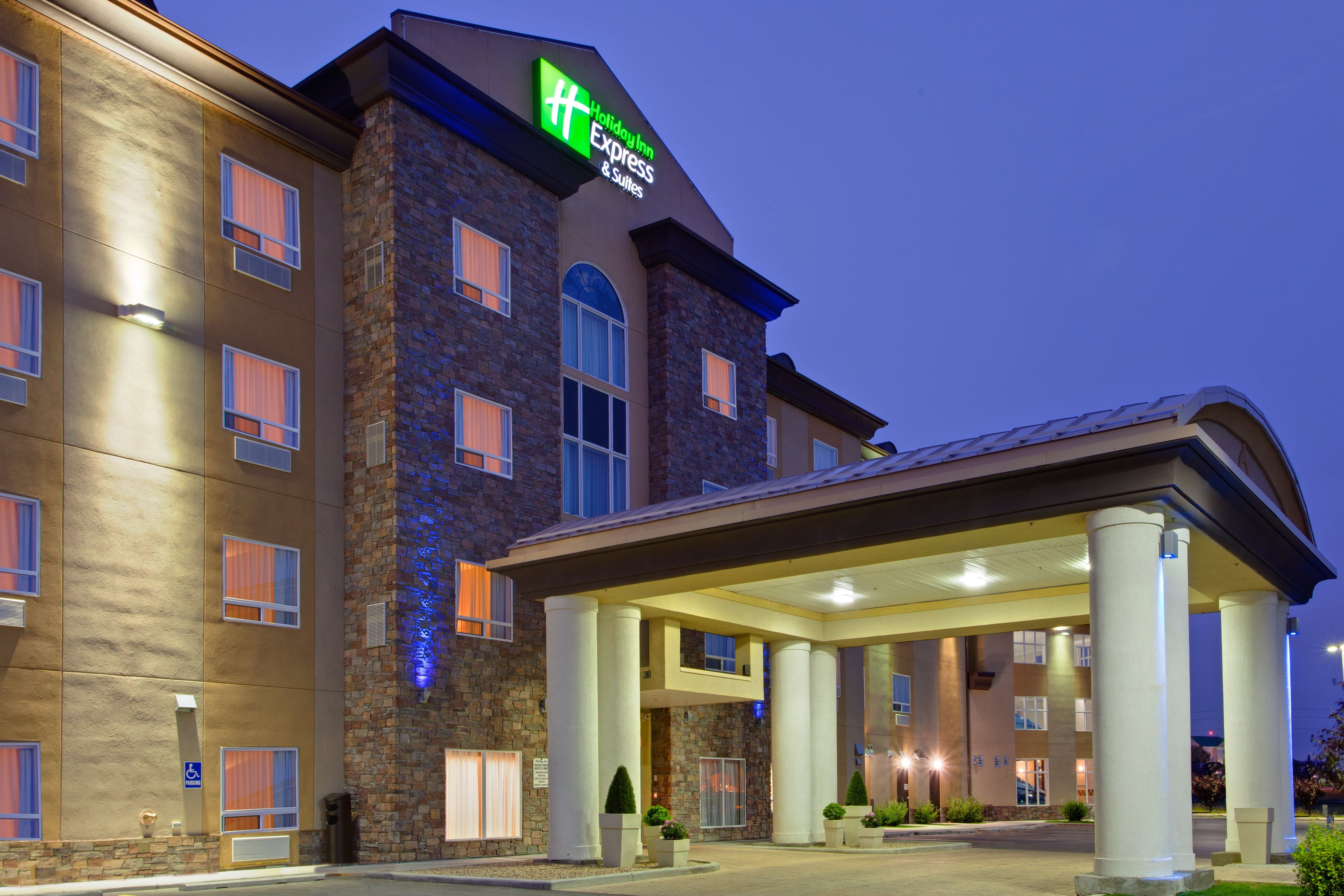 Holiday Inn Express Hotel & Suites Arpt
