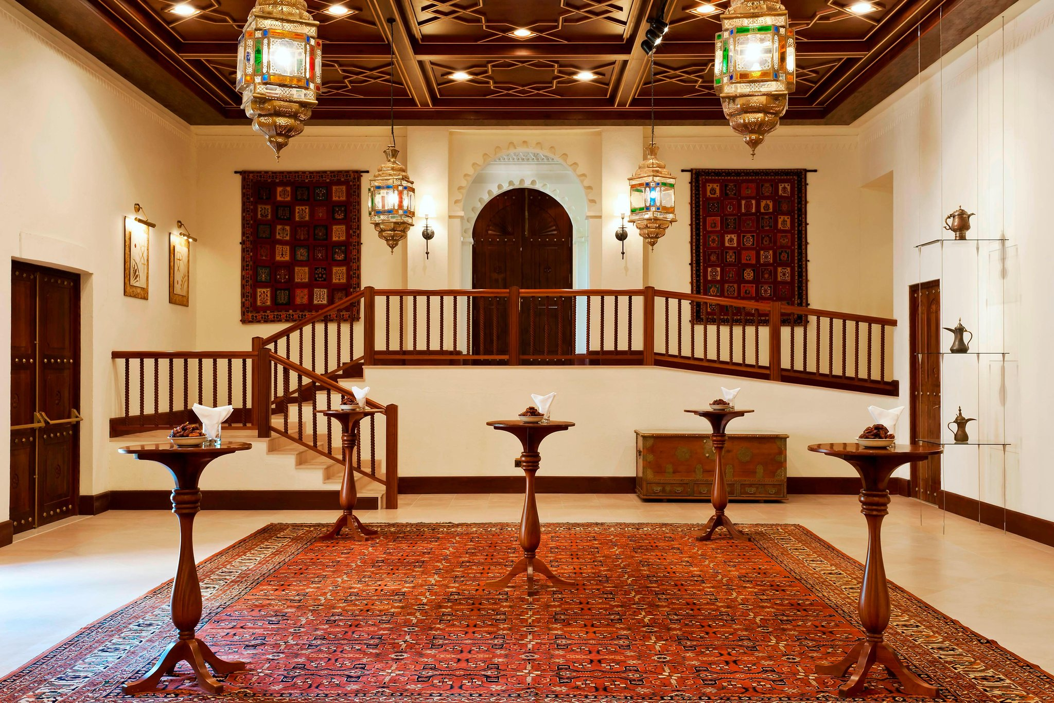 Al Maha, Luxury Collection Desert Resort