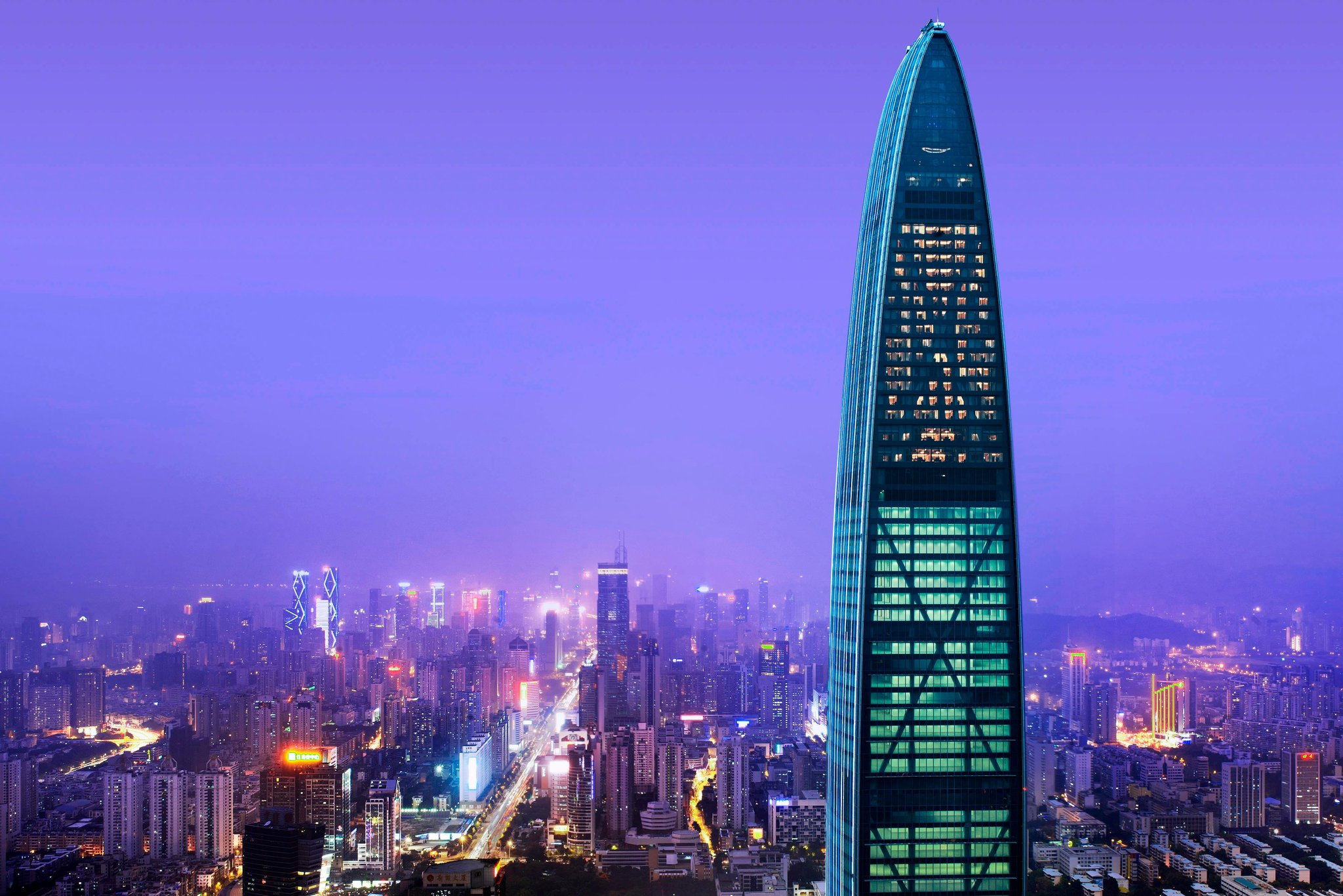 The St Regis Shenzhen Deluxe China Hotels GDS Reservation Codes Travel Weekly