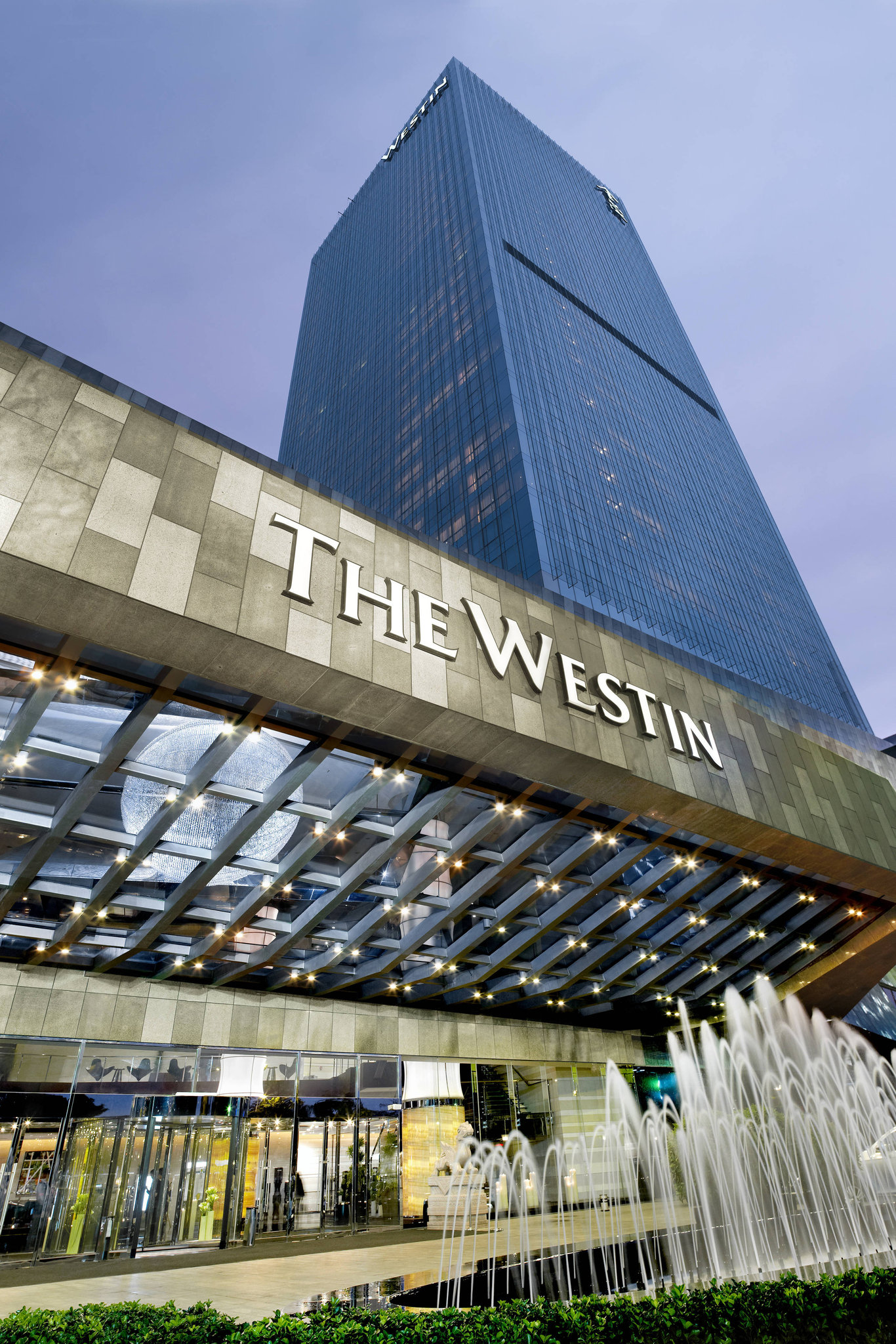 The Westin Beijing, Chaoyang