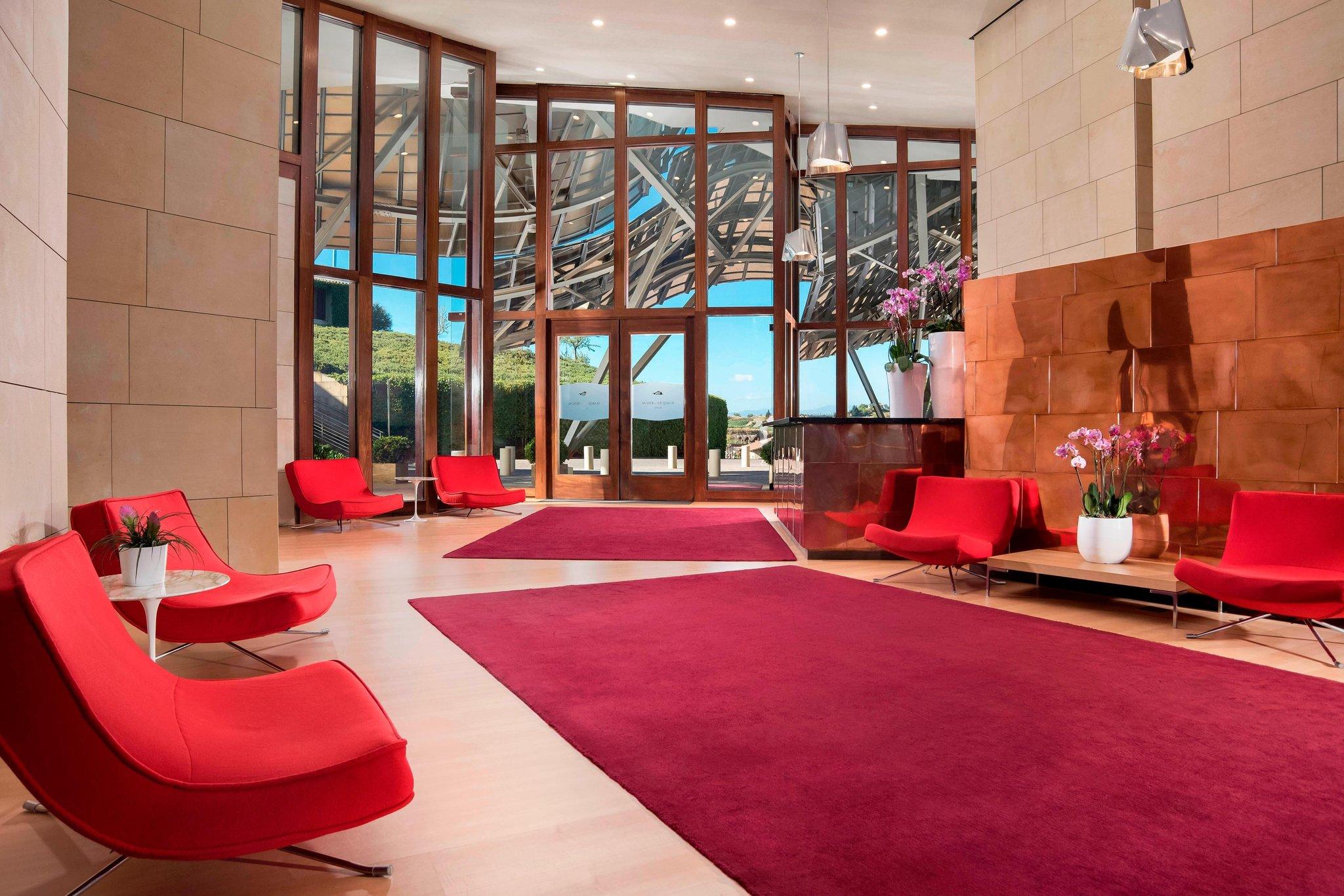 Hotel Marques de Riscal, a Luxury Coll