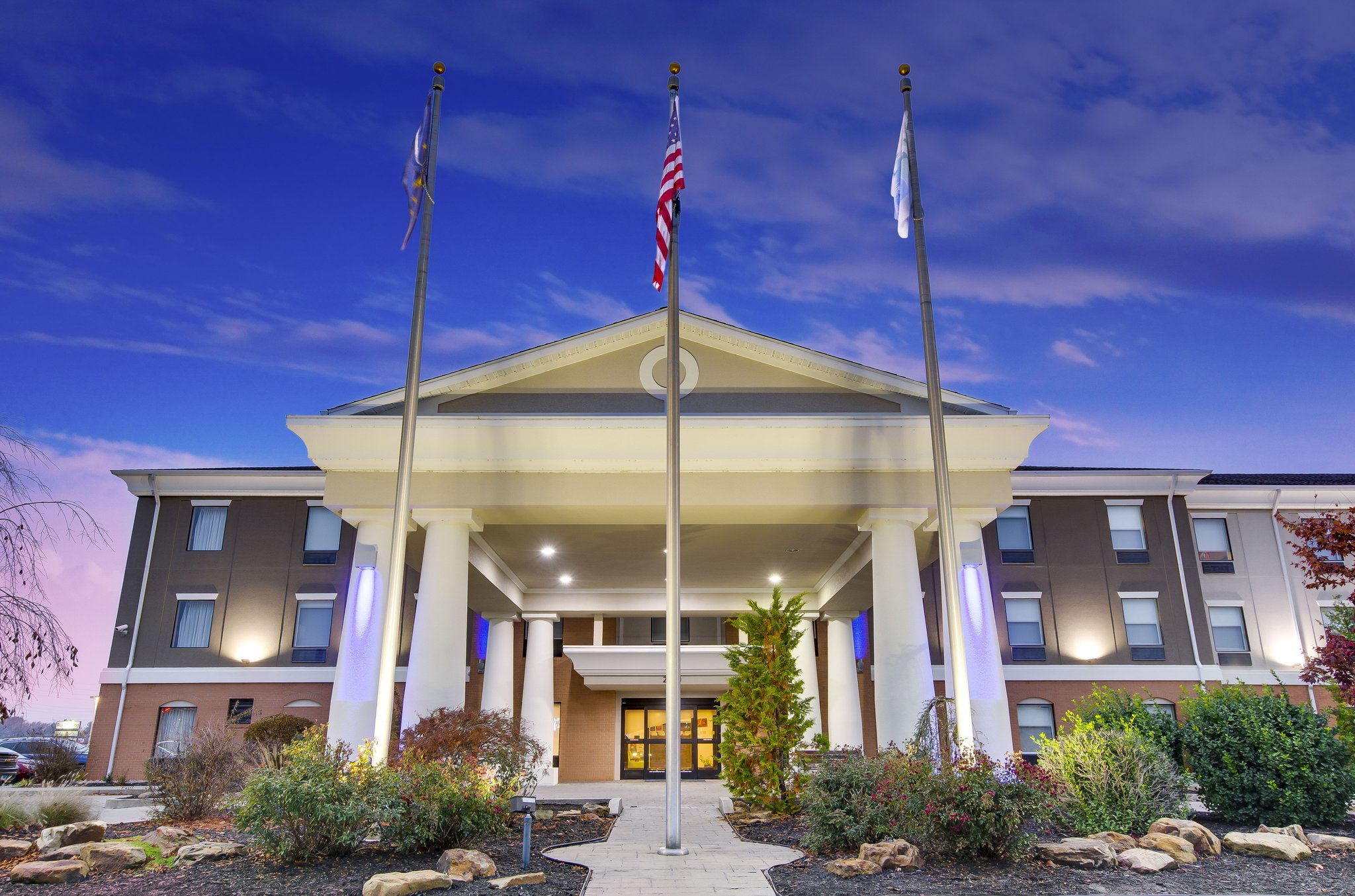 Holiday Inn Express Vincennes Neighborhood Local Information