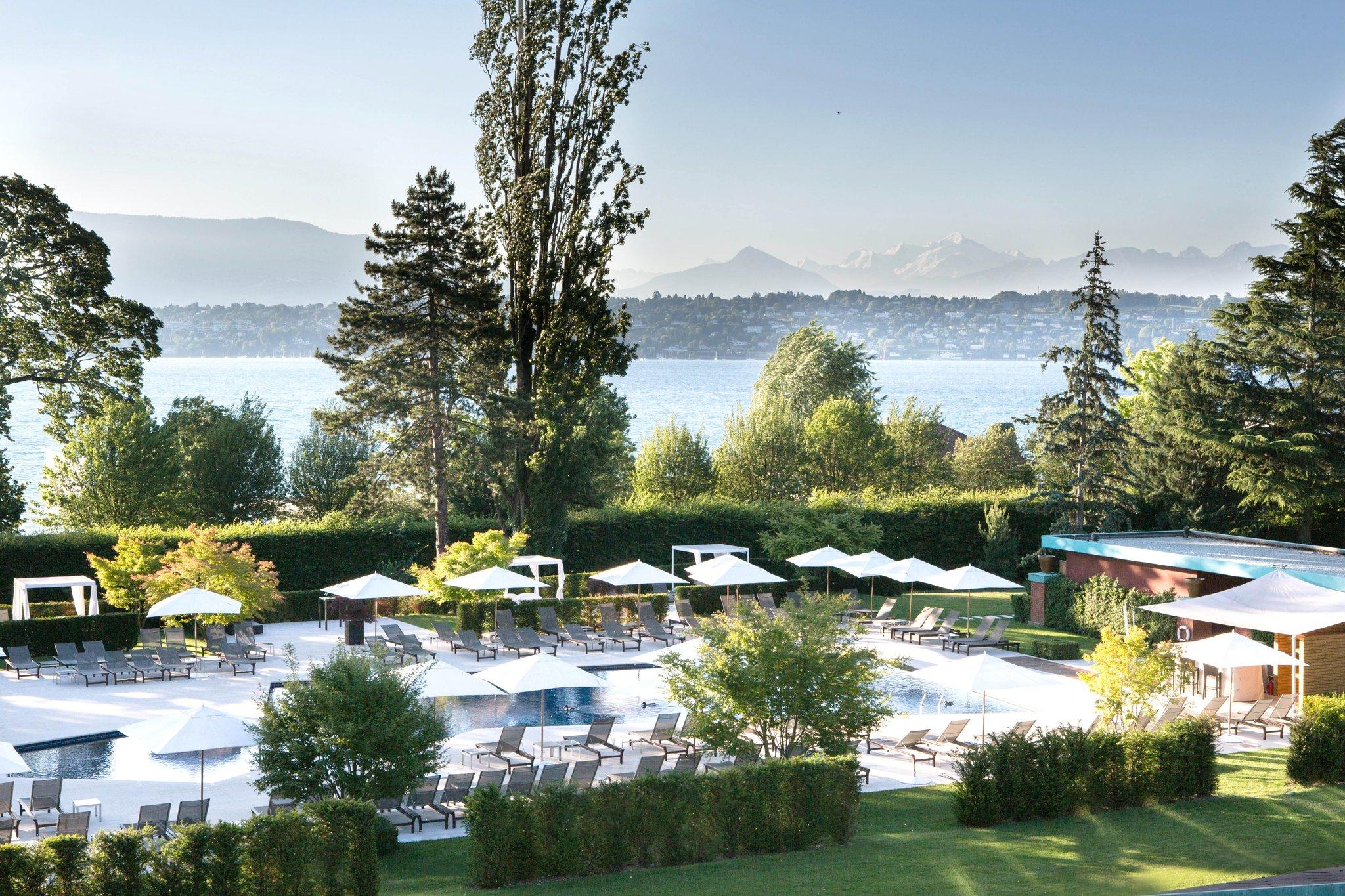 Hotel la Reserve Geneve Hotel & Spa