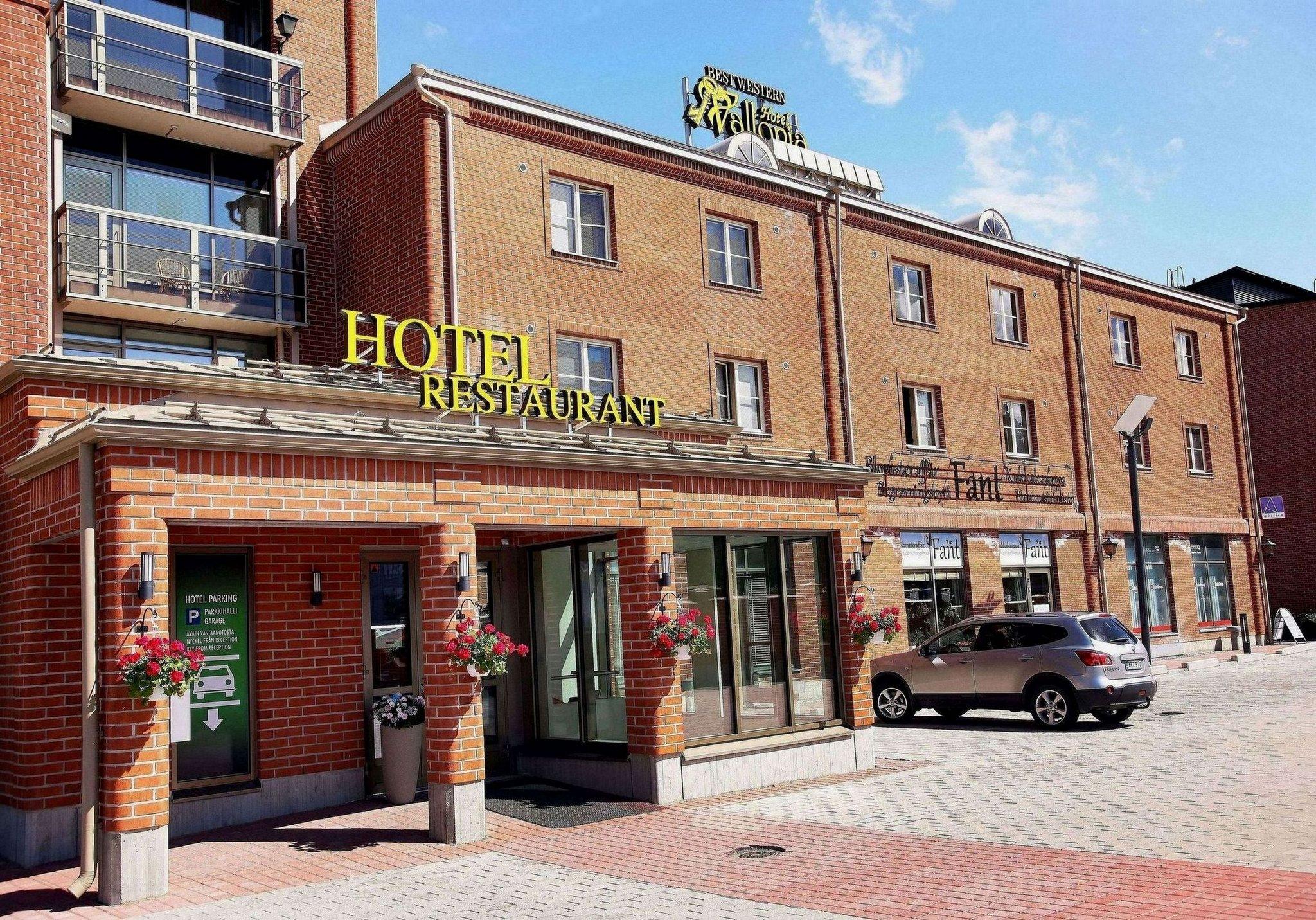Hotel Vallonia