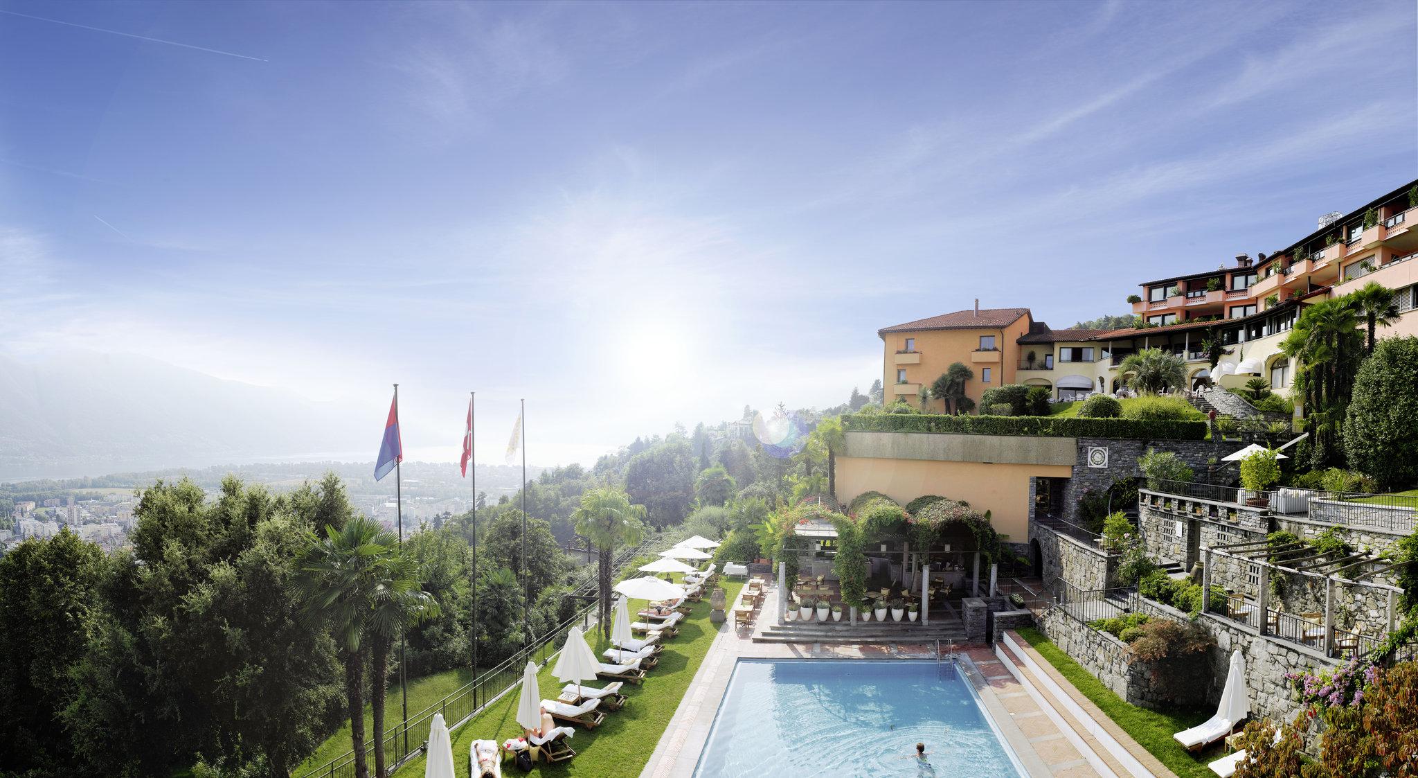 Villa Orselina Hotel