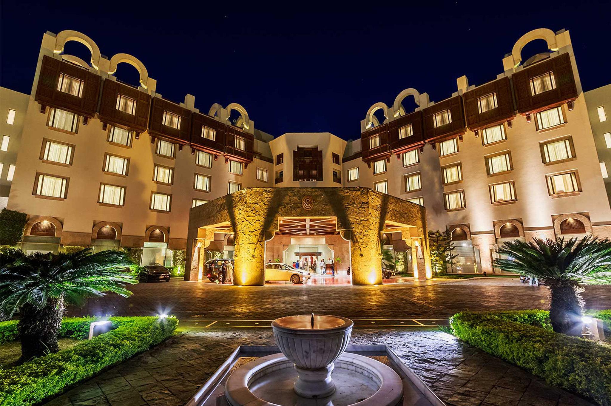 Islamabad Serena Hotel