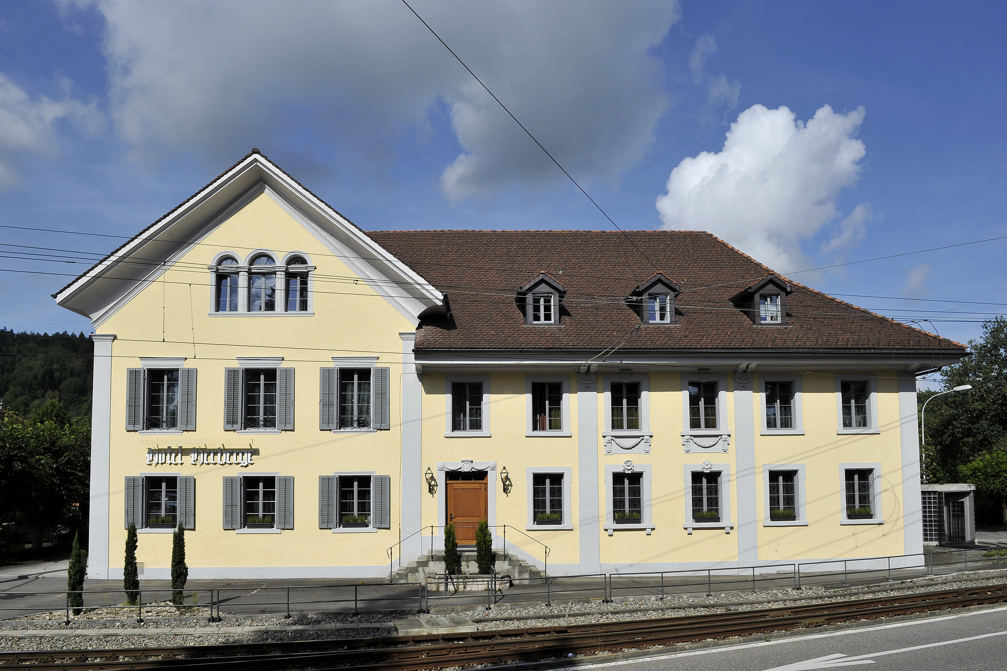 Herberge Teufenthal