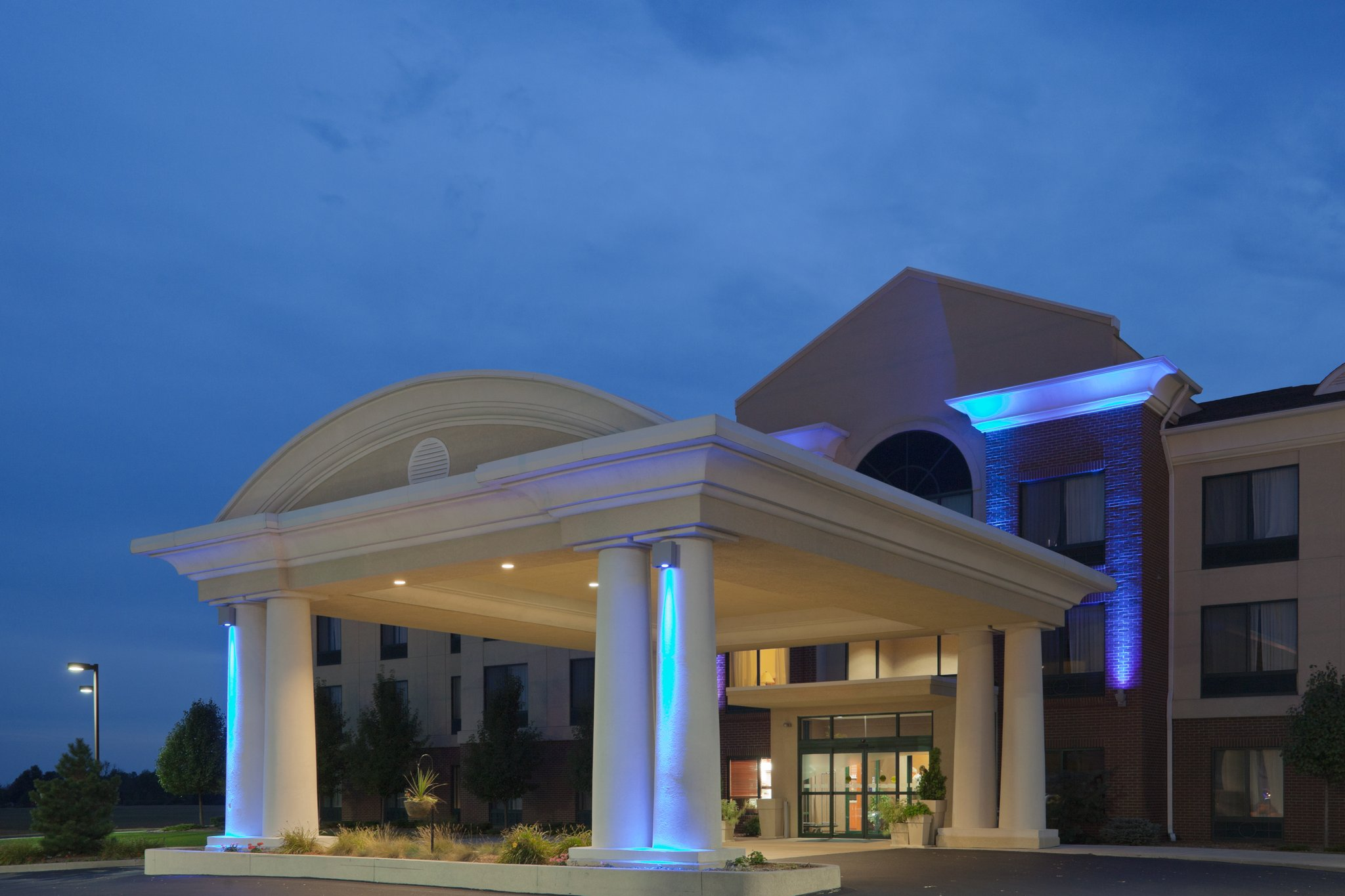 Holiday Inn Express & Suites Bryan-Montp