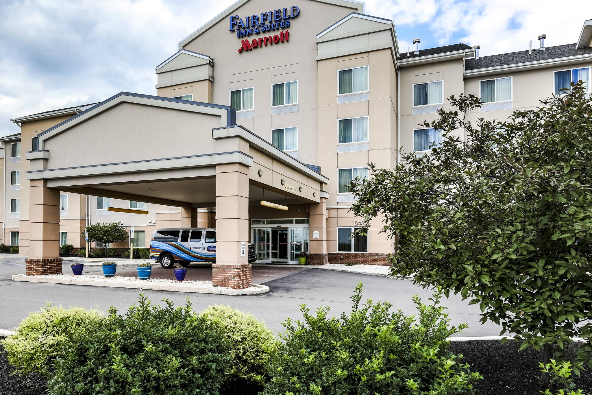 Fairfield Inn & Suites Wilkes-Barre