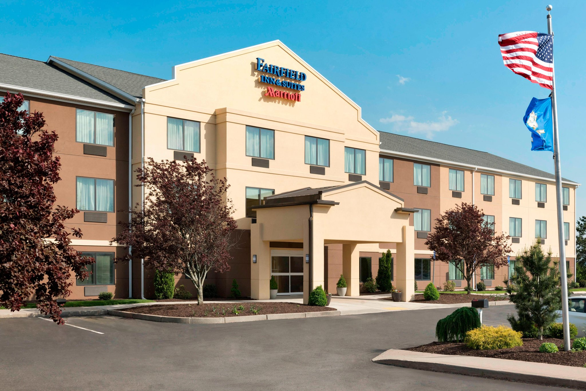 Fairfield Inn & Stes Hartford Manchester