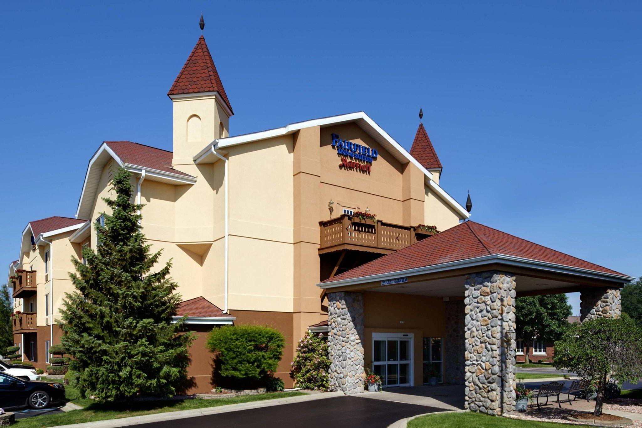 Fairfield Inn & Suites Frankenmuth