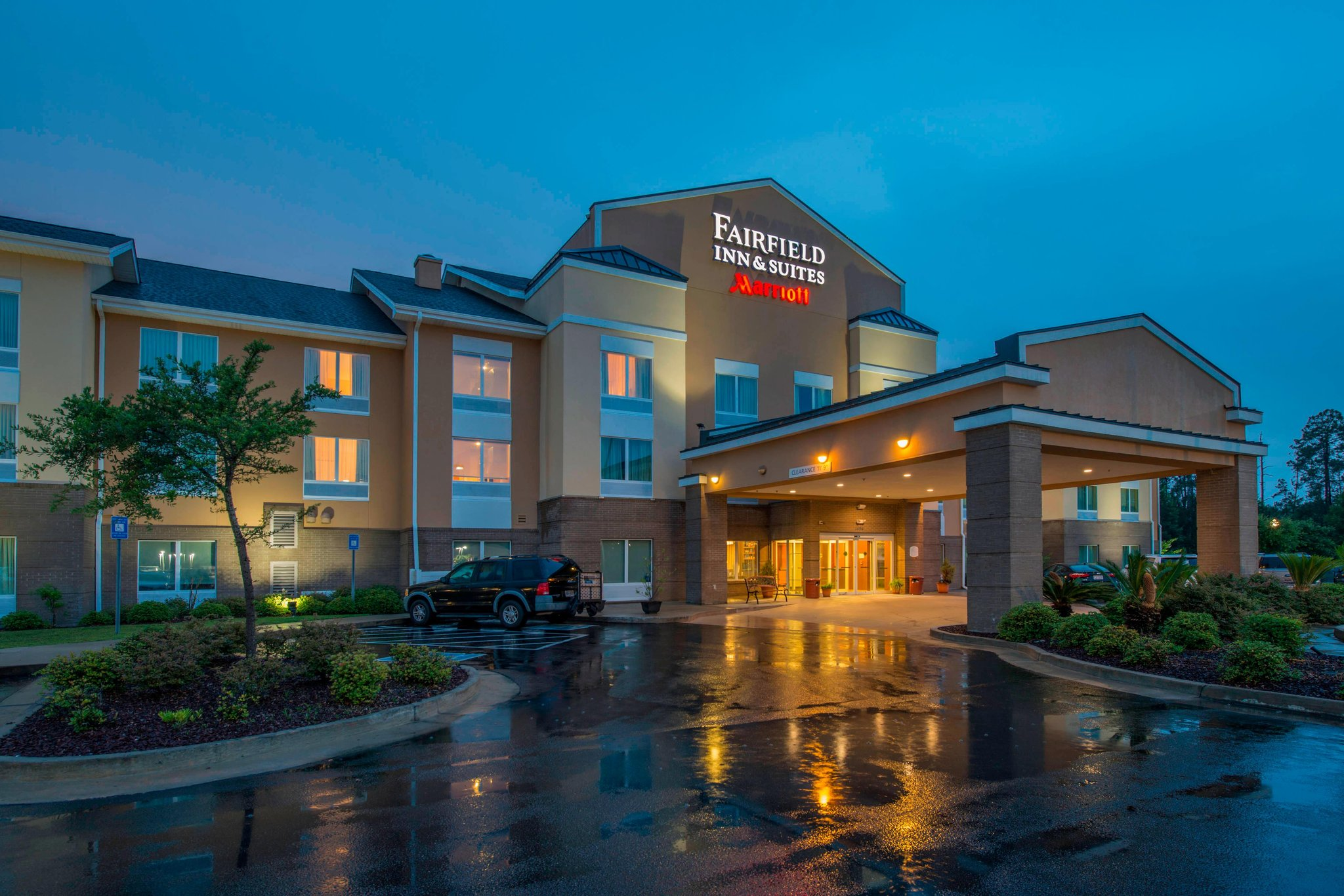 Fairfield Inn & Suites Hinesville