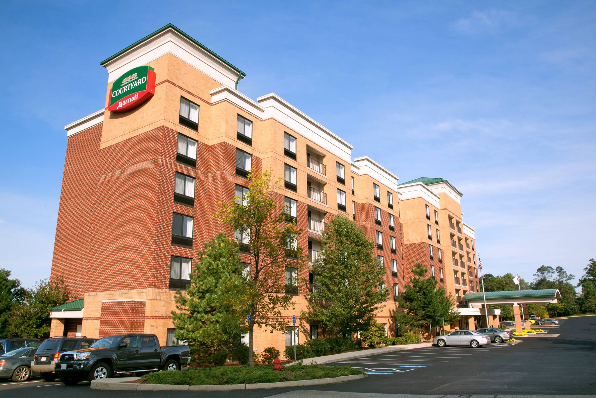 Courtyard by Marriott Boston/Woburn